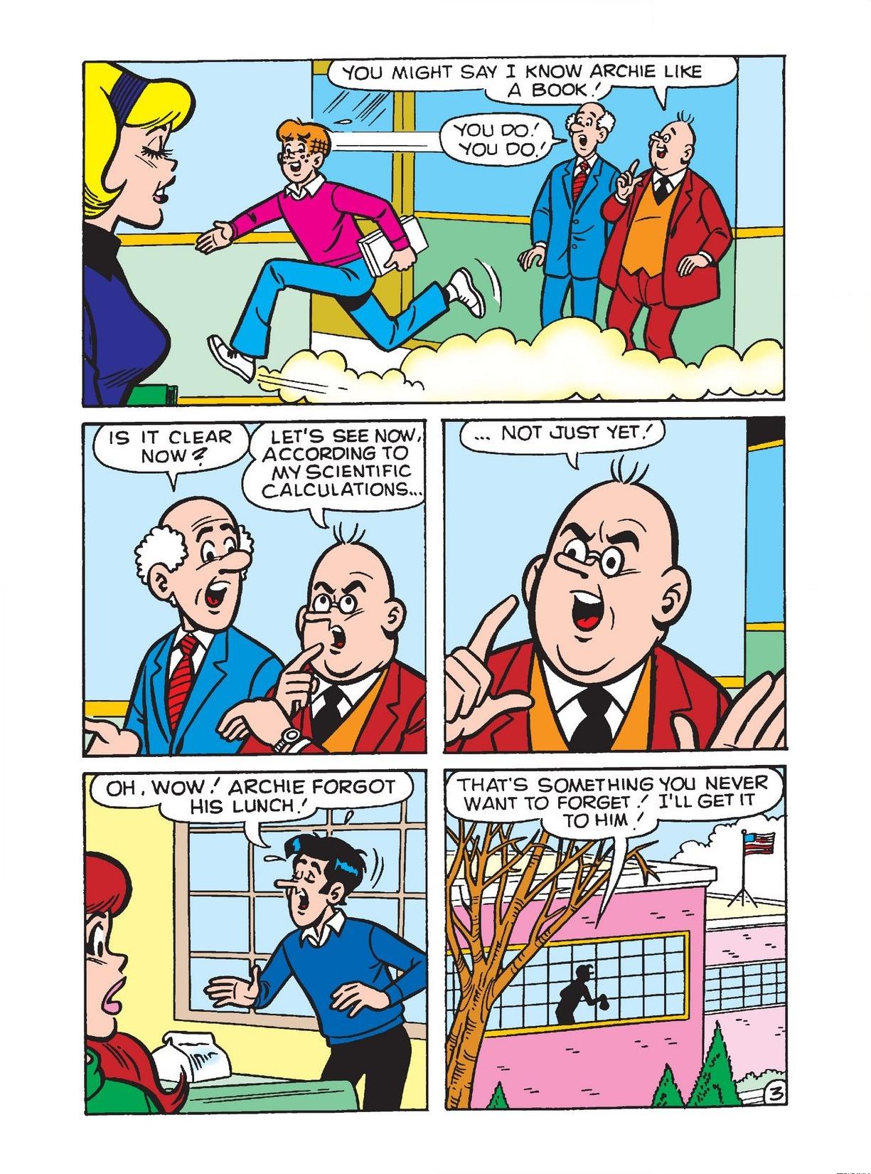 Read online Archie 1000 Page Comics Bonanza comic -  Issue #3 (Part 1) - 90