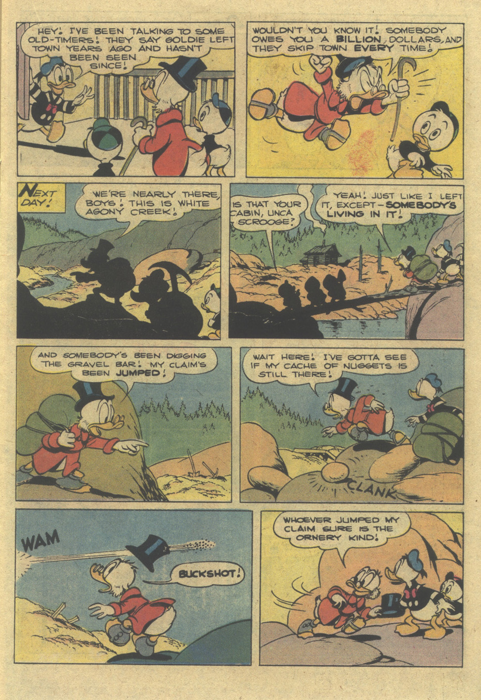 Read online Uncle Scrooge (1953) comic -  Issue #142 - 15