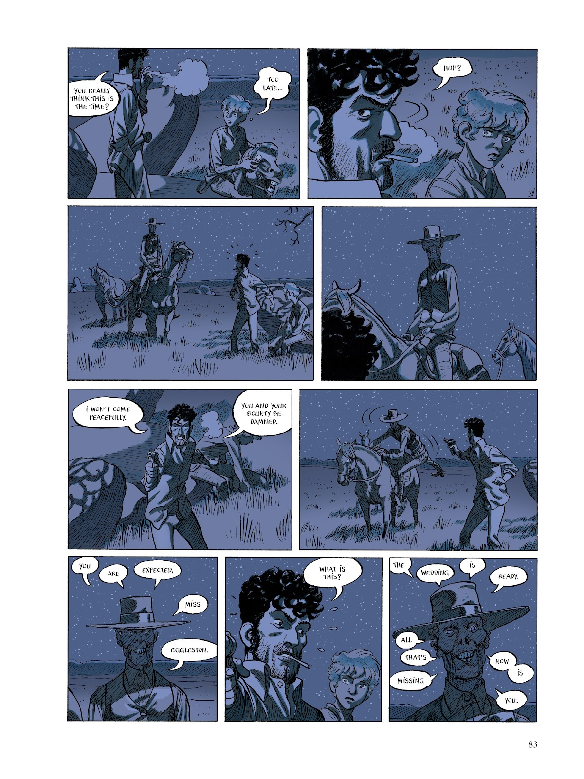 Read online The Smell of Starving Boys comic -  Issue # TPB - 84