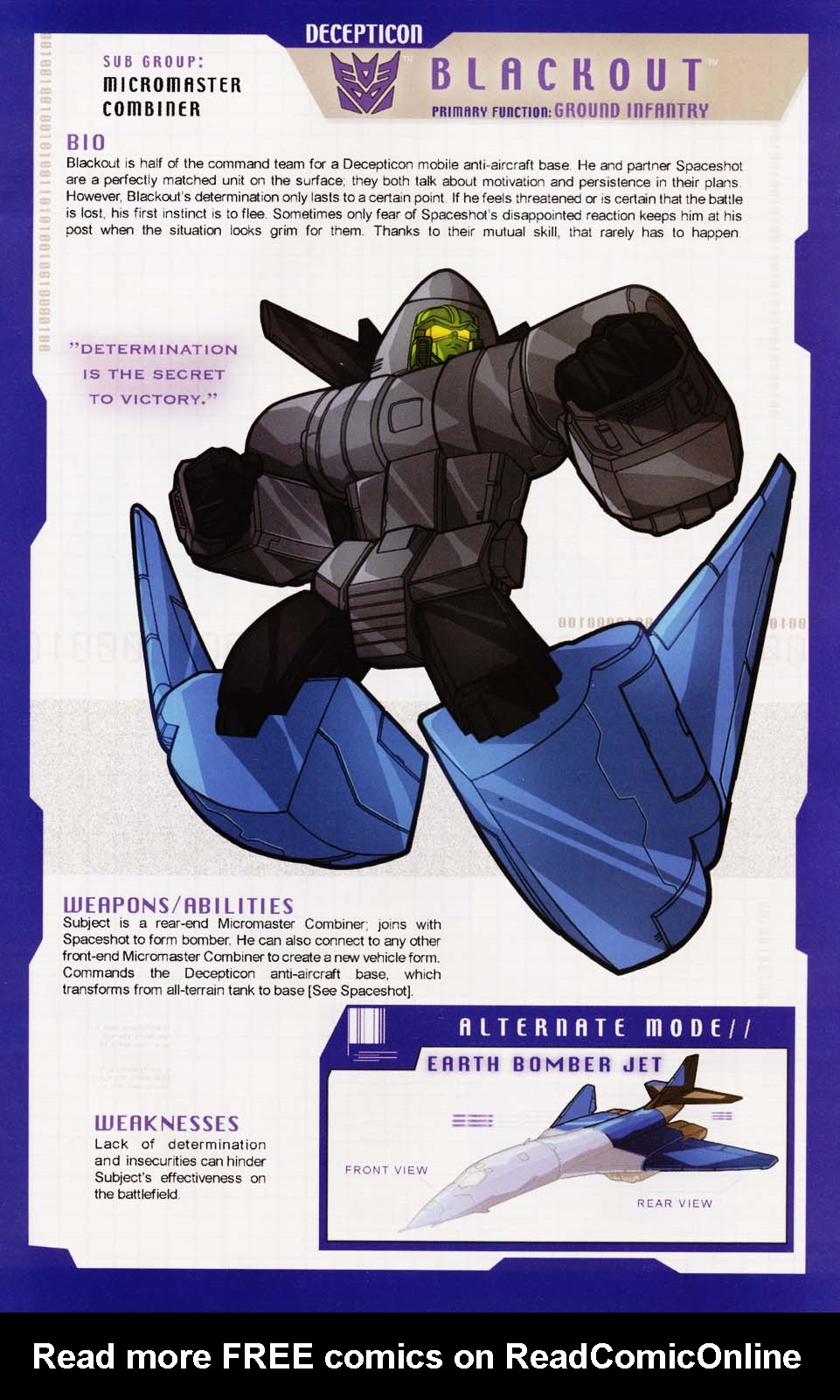 Read online Transformers: More than Meets the Eye comic -  Issue #1 - 27