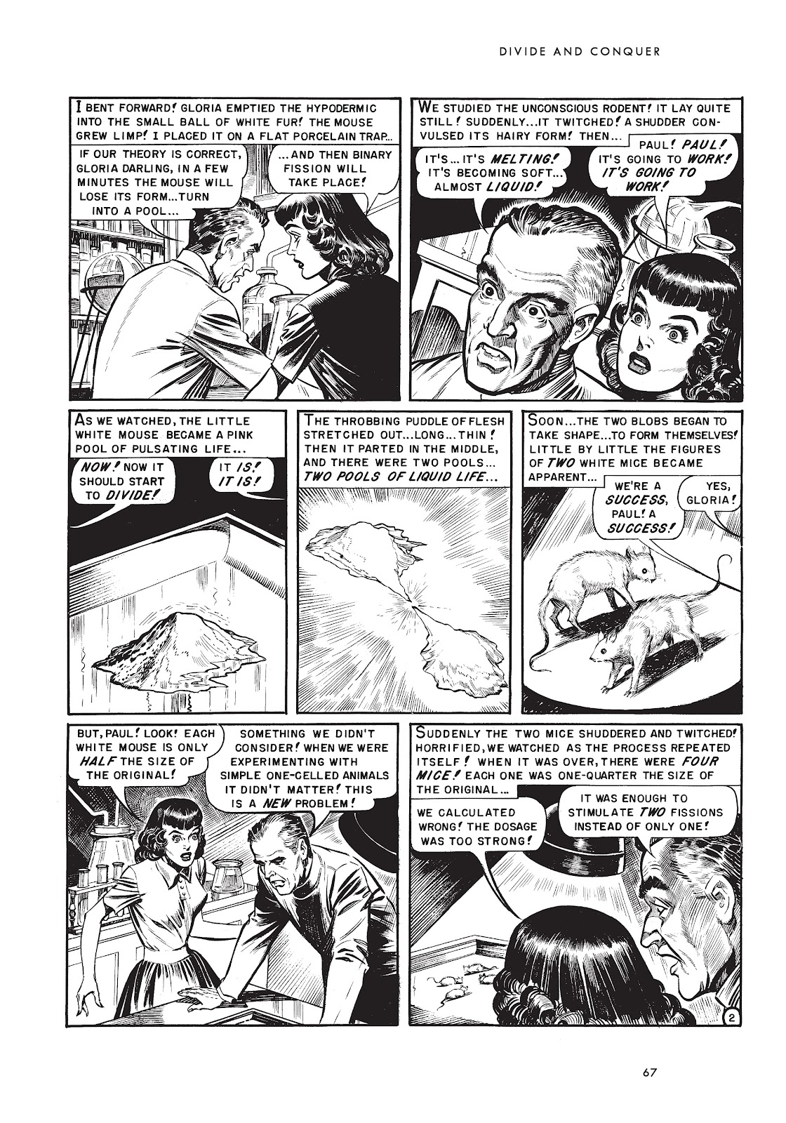 Read online The Martian Monster and Other Stories comic -  Issue # TPB (Part 1) - 82