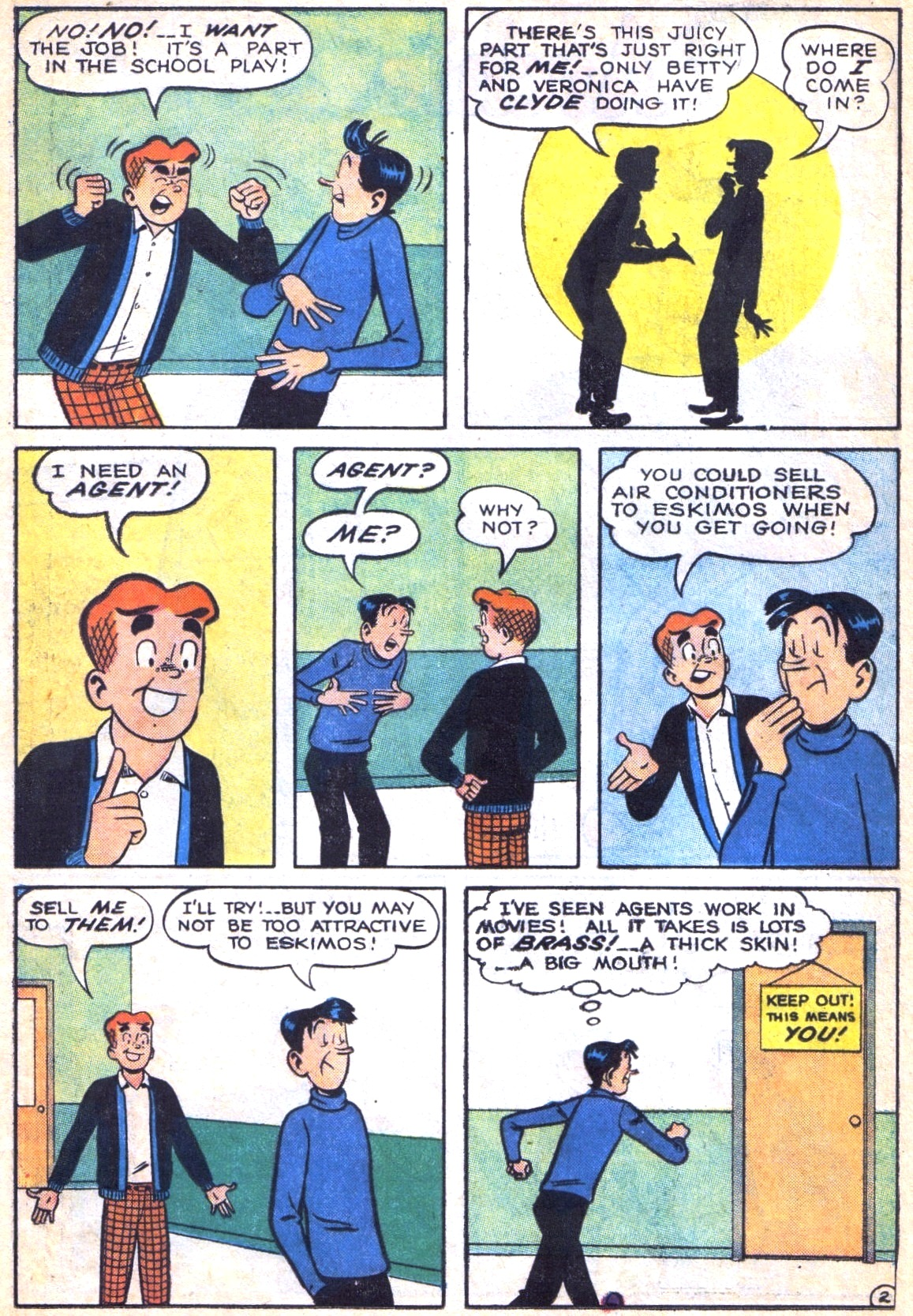 Read online Archie (1960) comic -  Issue #138 - 30