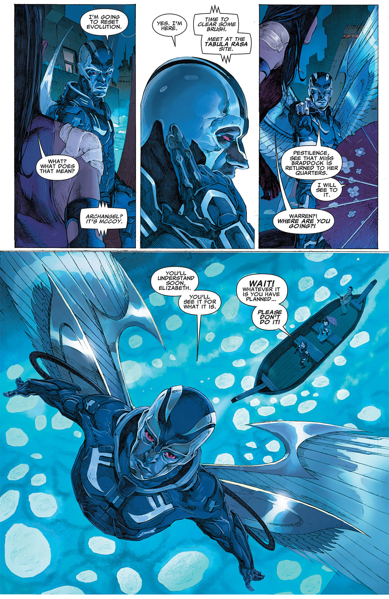 Read online Uncanny X-Force (2010) comic -  Issue #14 - 18
