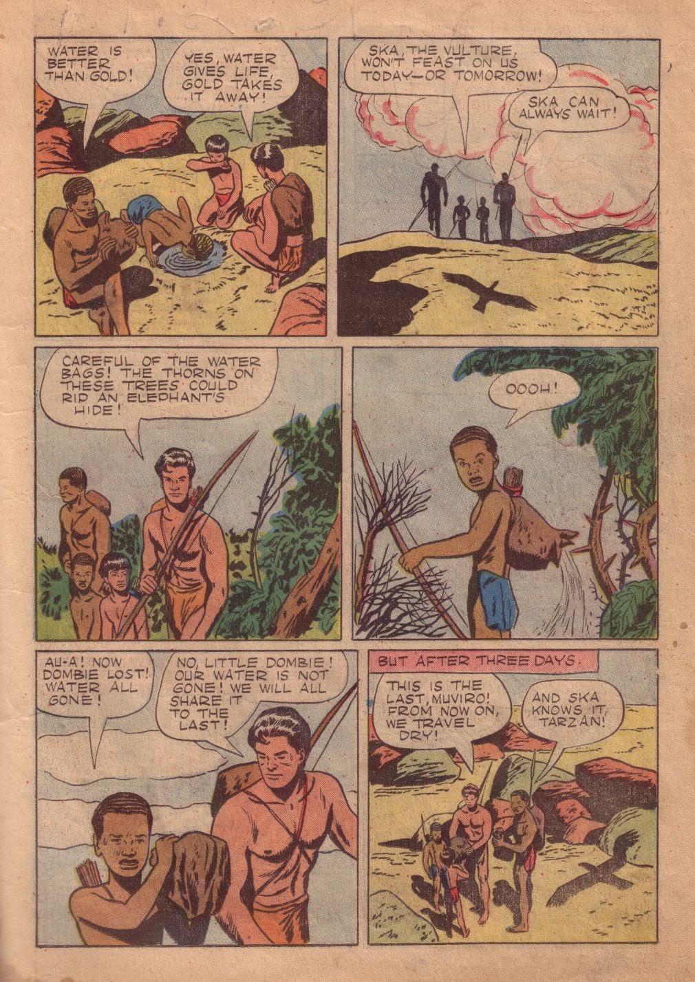 Tarzan (1948) issue 8 - Page 11