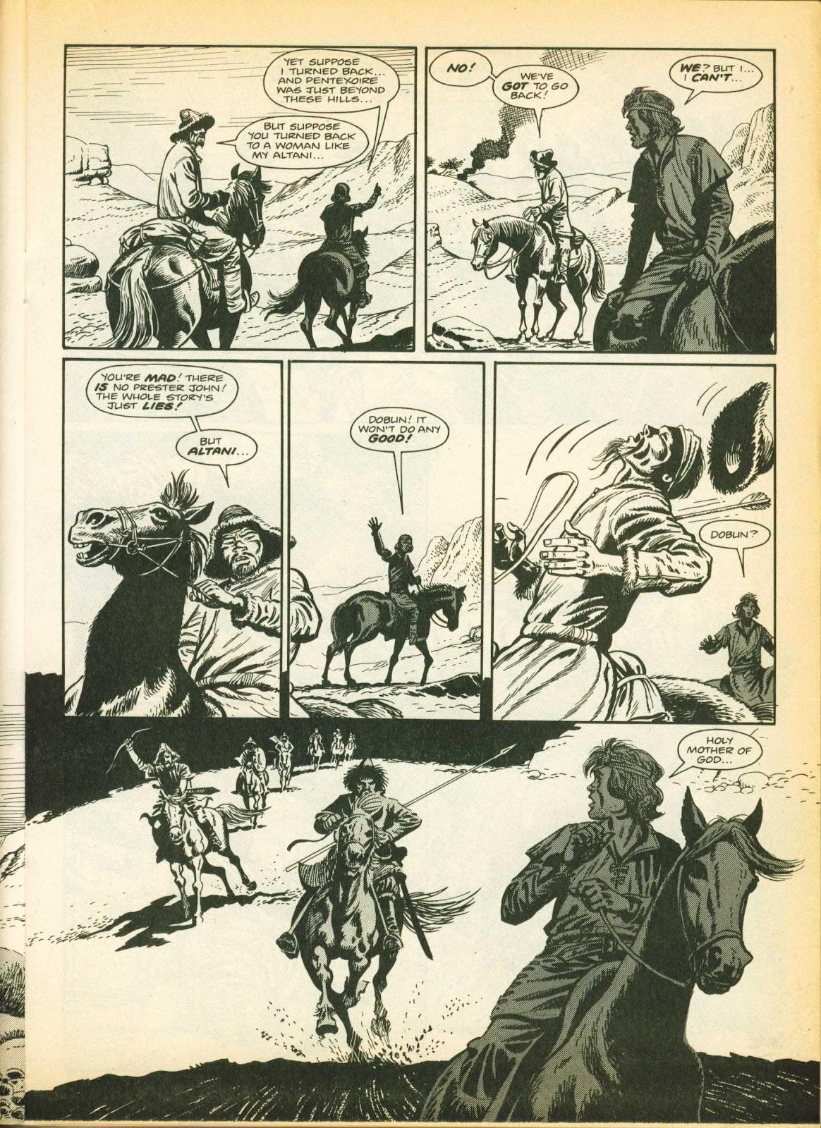 Warrior Issue #12 #13 - English 25