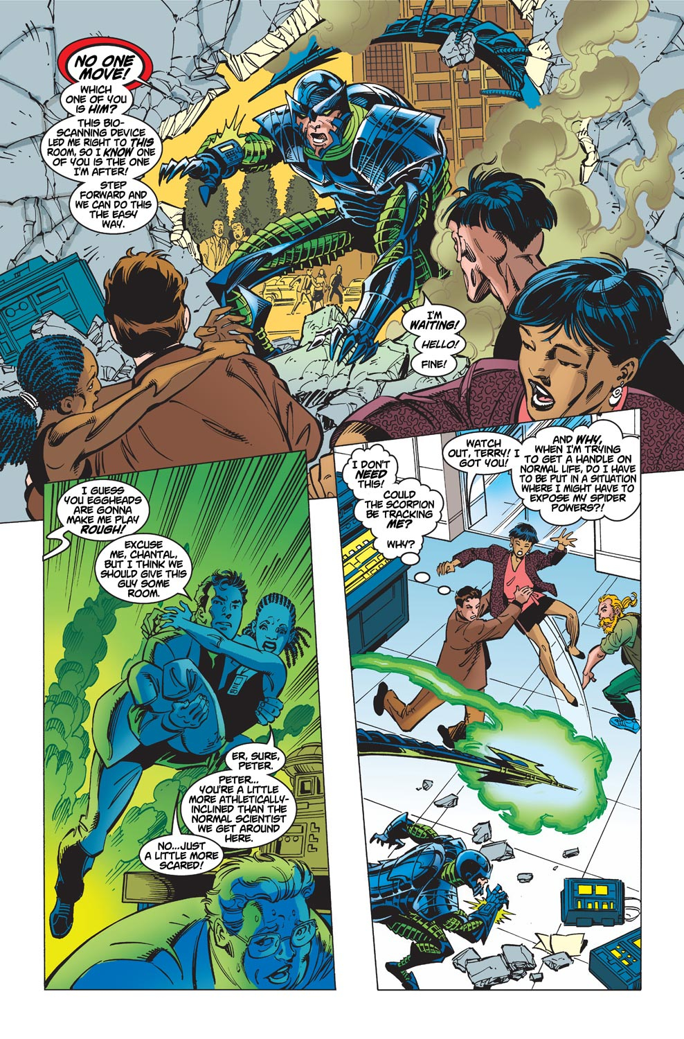 The Amazing Spider-Man (1999) 1 Page 23