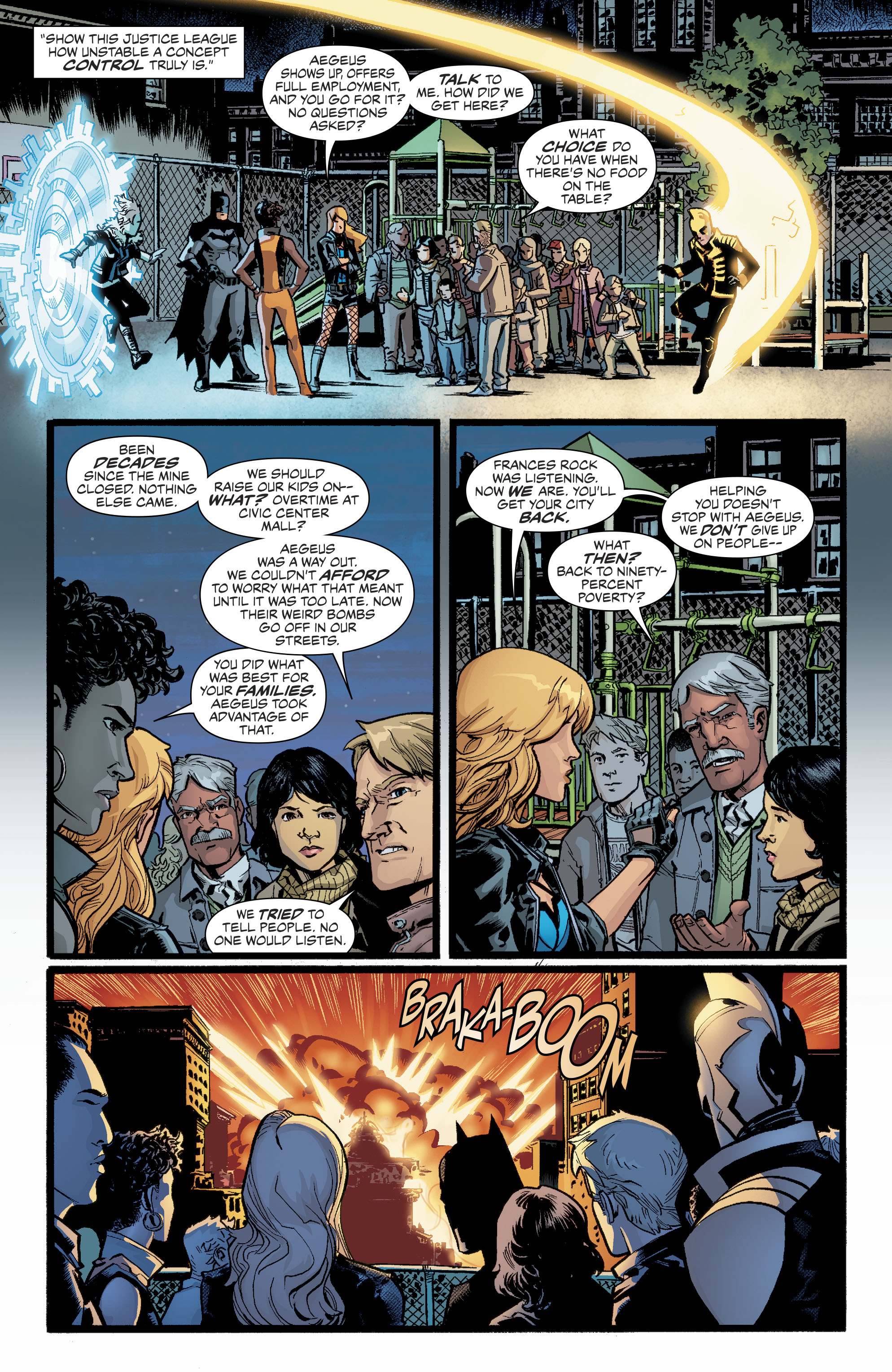 Read online Justice League of America (2017) comic -  Issue #5 - 17