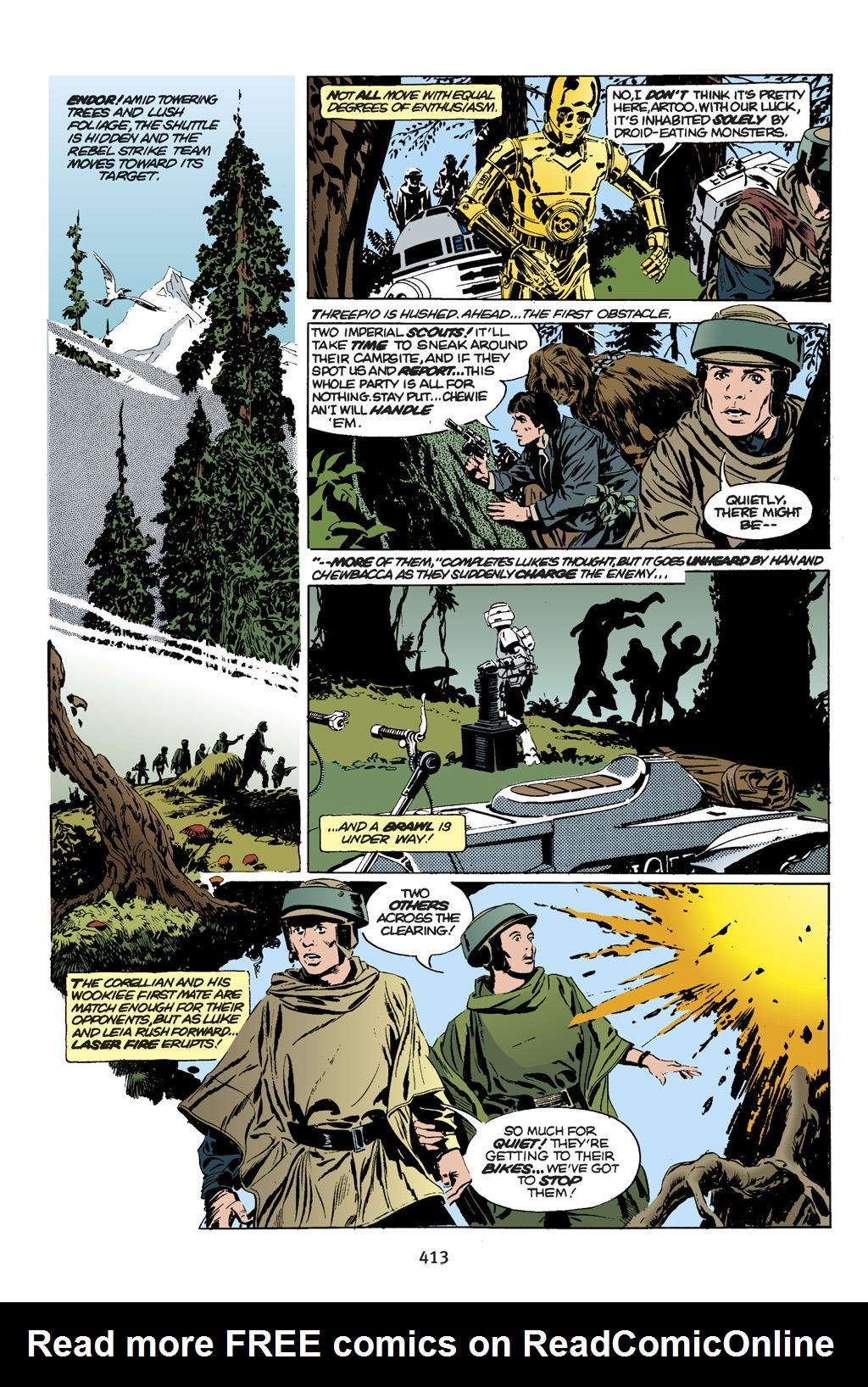 Read online Star Wars Omnibus comic -  Issue # Vol. 18.5 - 130