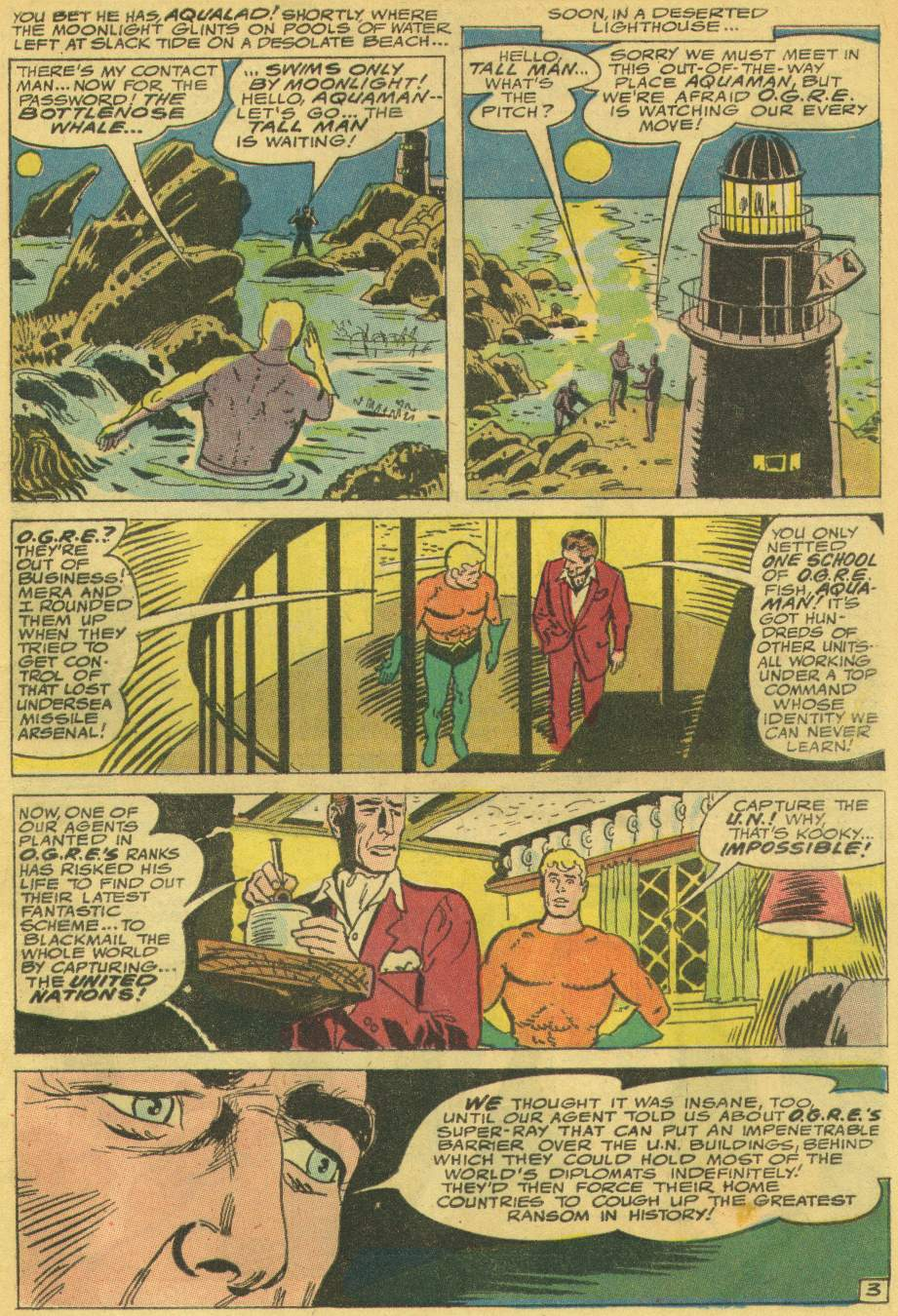 Read online Aquaman (1962) comic -  Issue #31 - 5