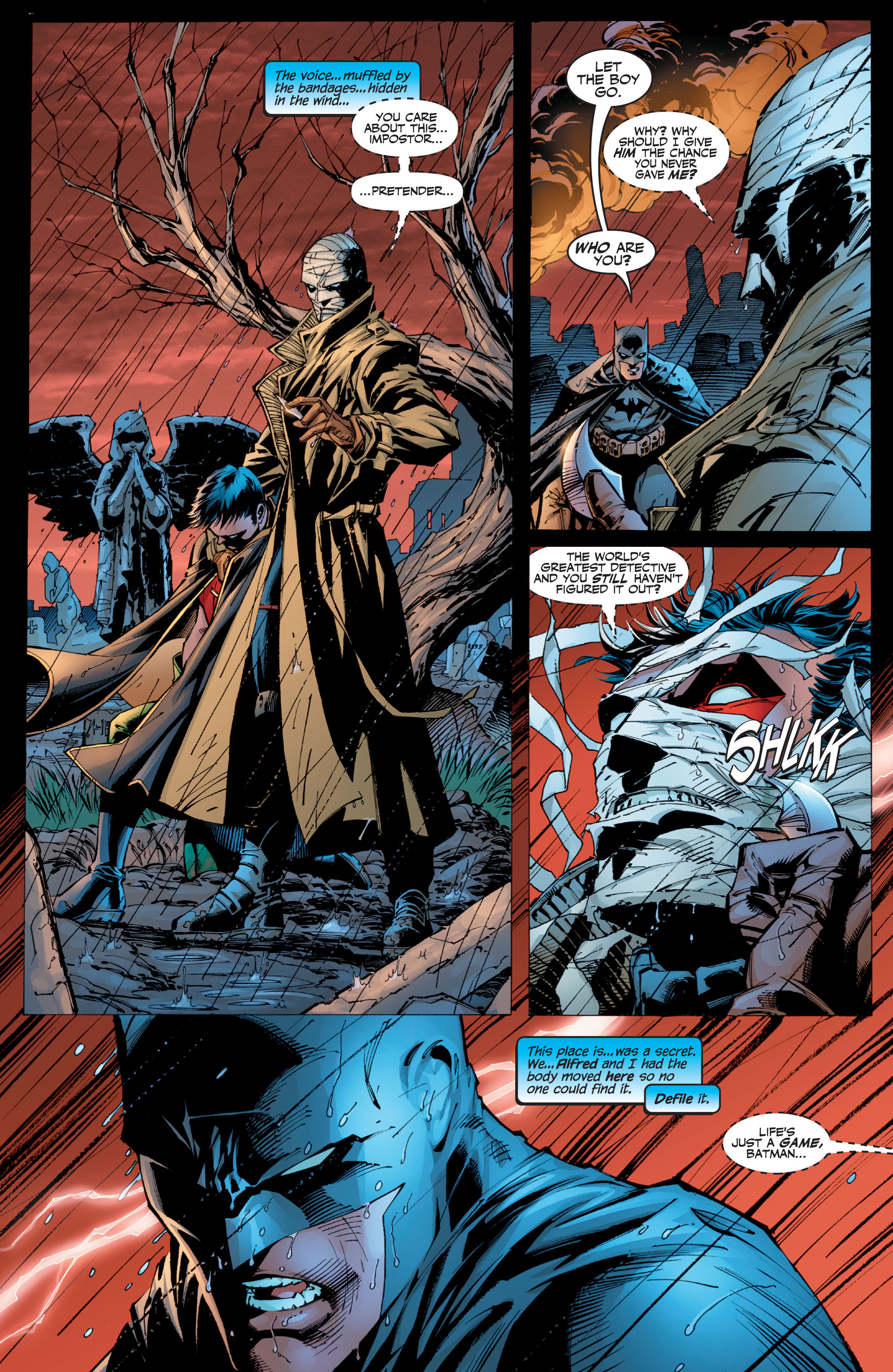 Read online Batman: Under The Red Hood comic -  Issue # Full - 361