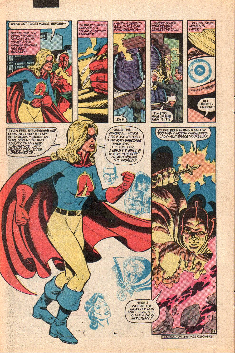 Read online All-Star Squadron comic -  Issue #33 - 22