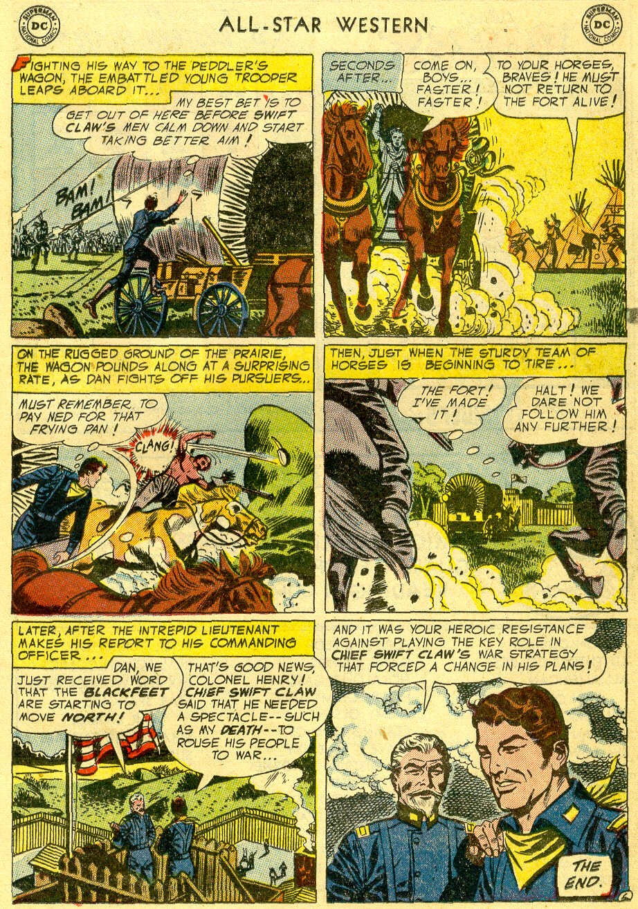 Read online All-Star Western (1951) comic -  Issue #82 - 25