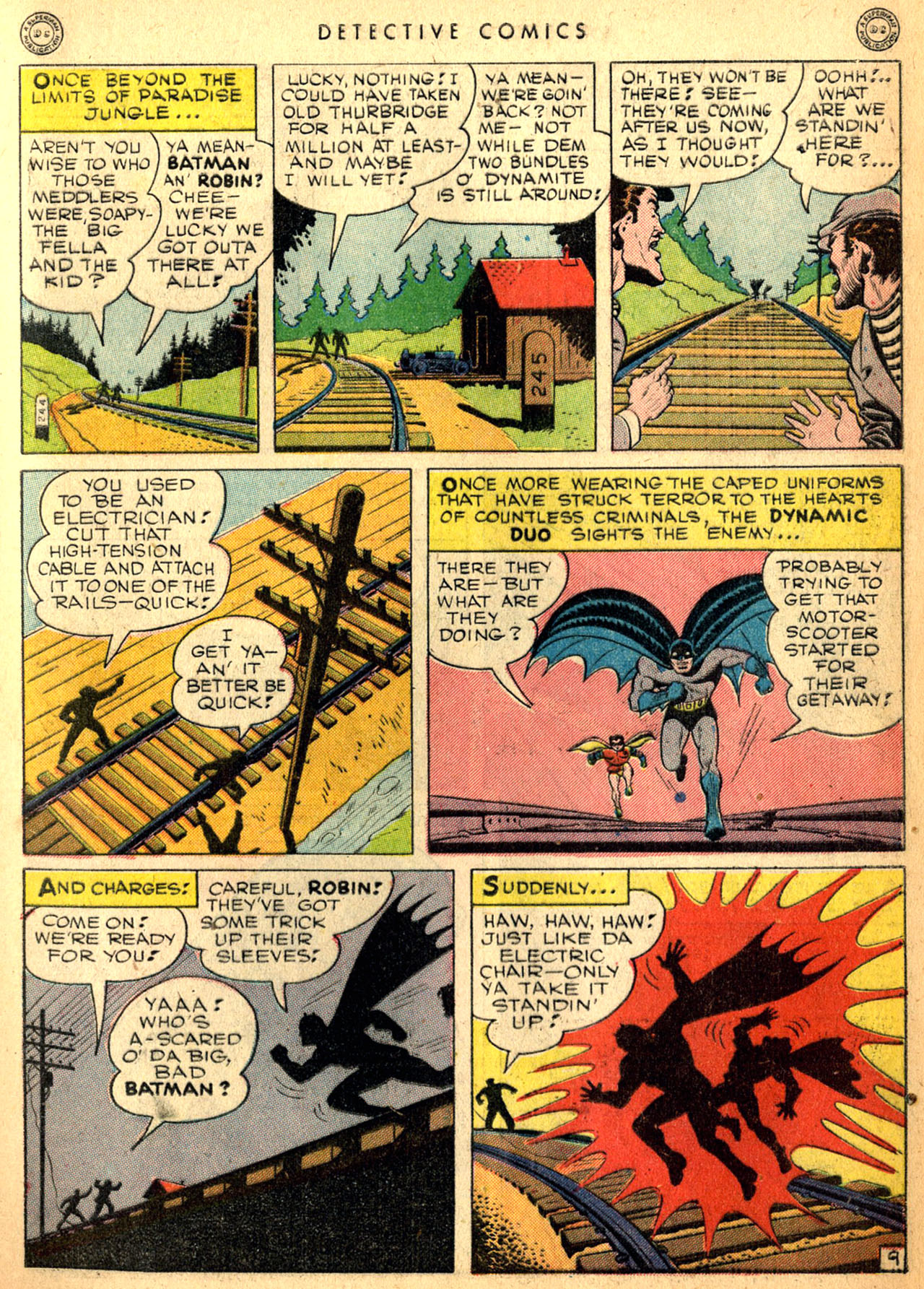 Read online Detective Comics (1937) comic -  Issue #98 - 11