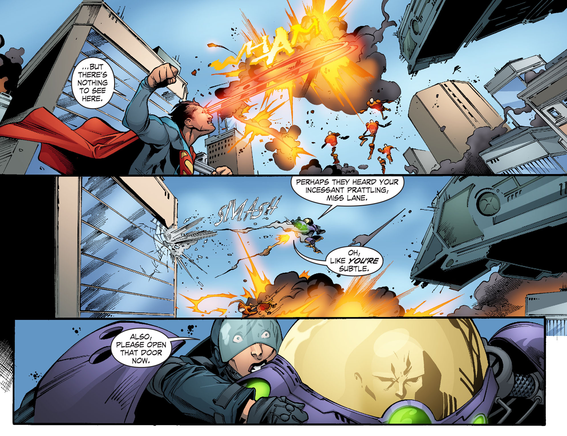 Read online Smallville: Continuity comic -  Issue #5 - 15