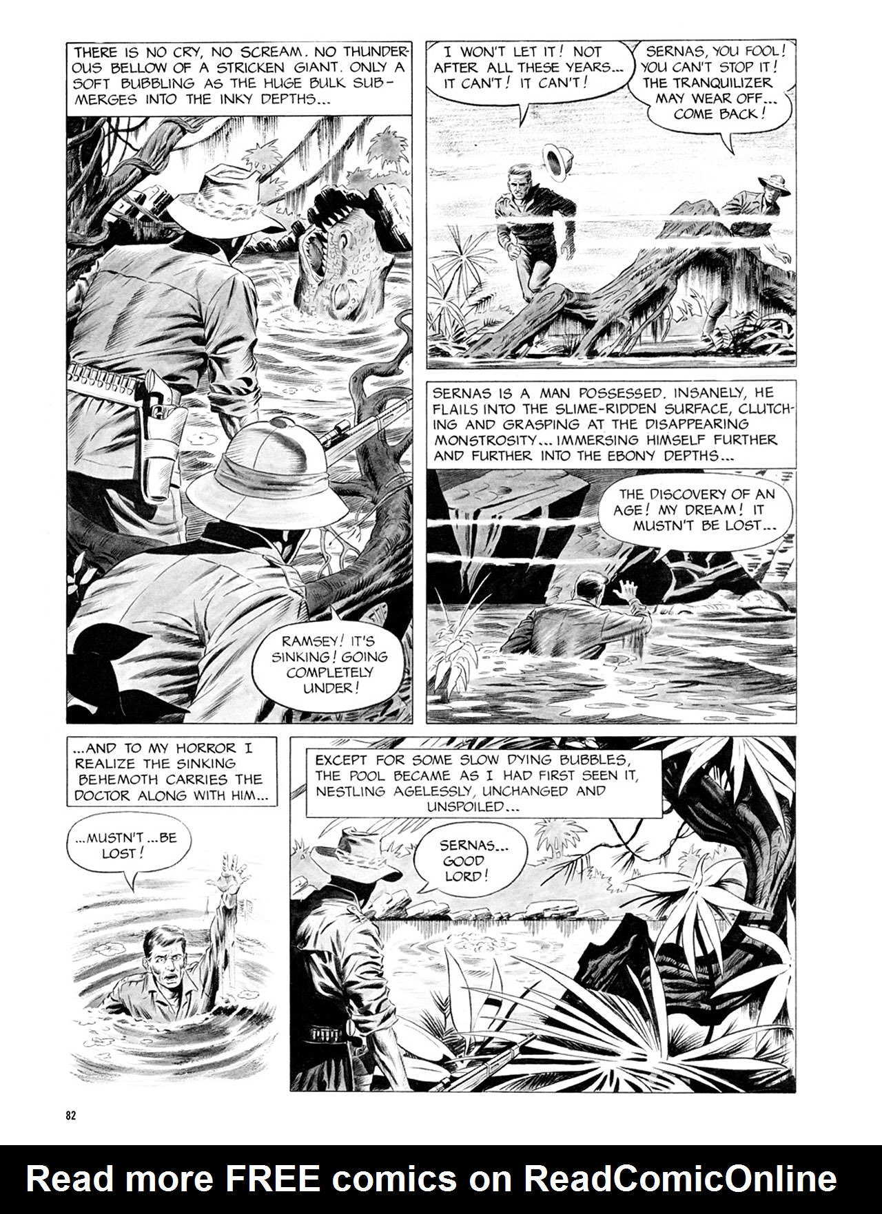Read online Eerie Archives comic -  Issue # TPB 2 - 83