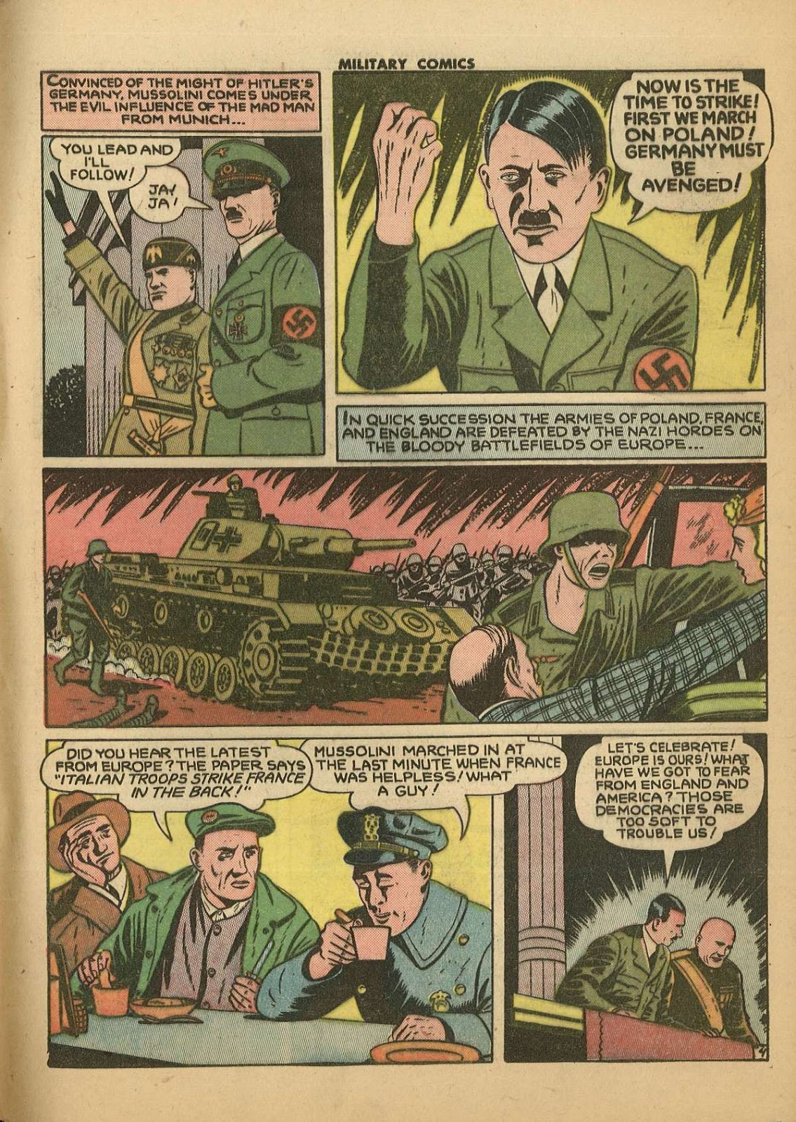 Military Comics issue 28 - Page 55