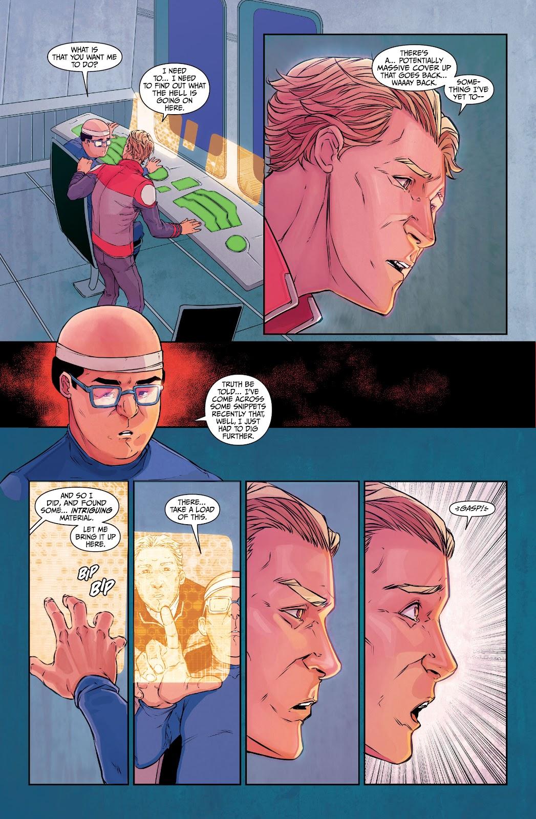 Exilium issue 6 - Page 4