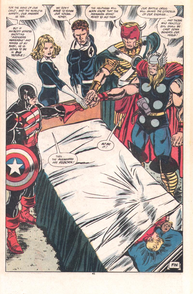 The Avengers (1963) 300 Page 40