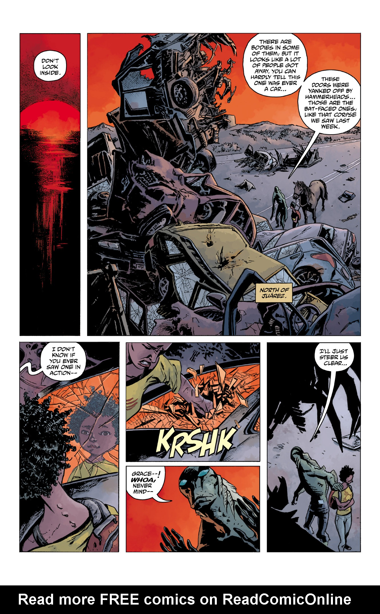 Read online Abe Sapien comic -  Issue #14 - 3