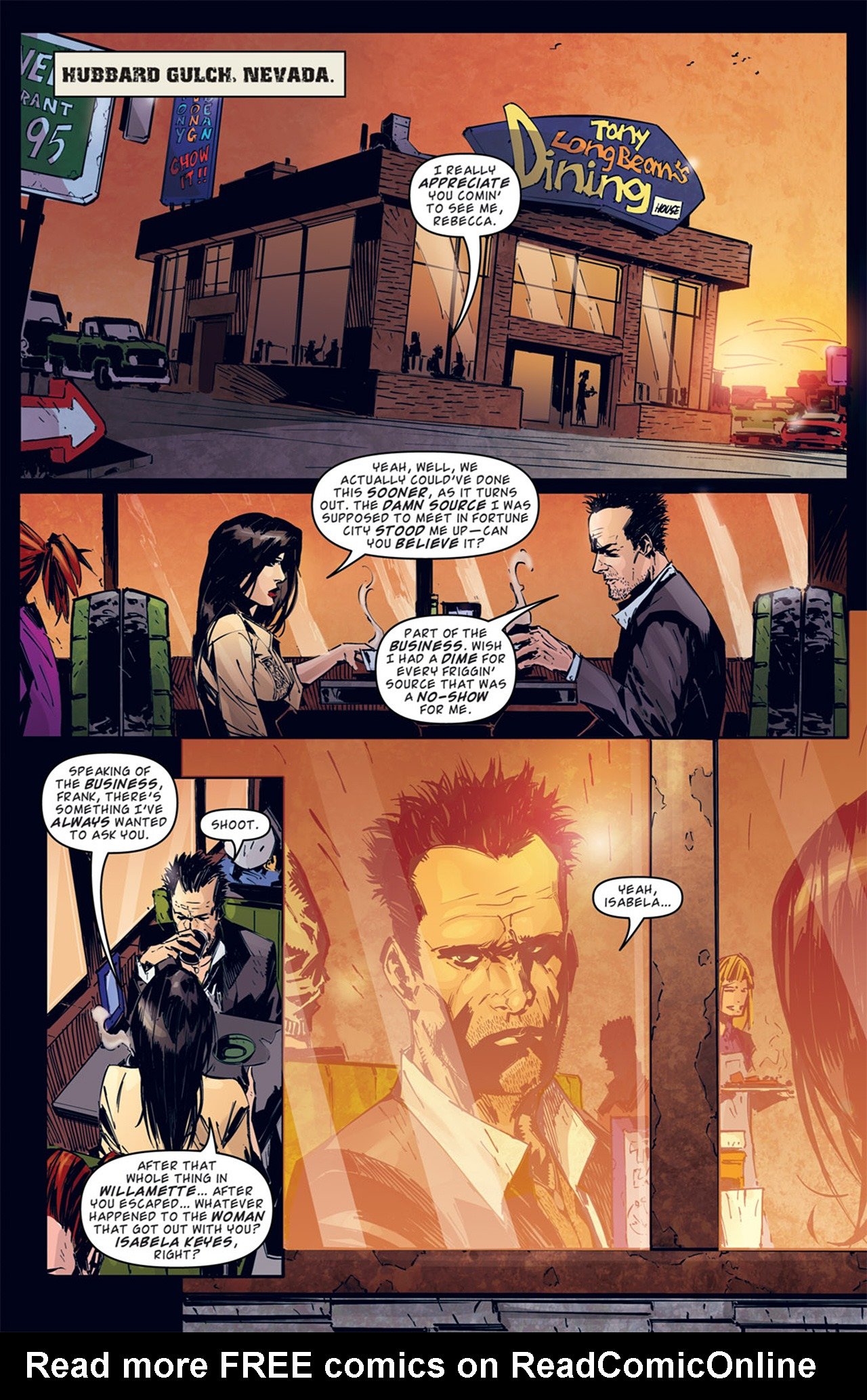 Read online Dead Rising: Road to Fortune comic -  Issue # TPB - 46