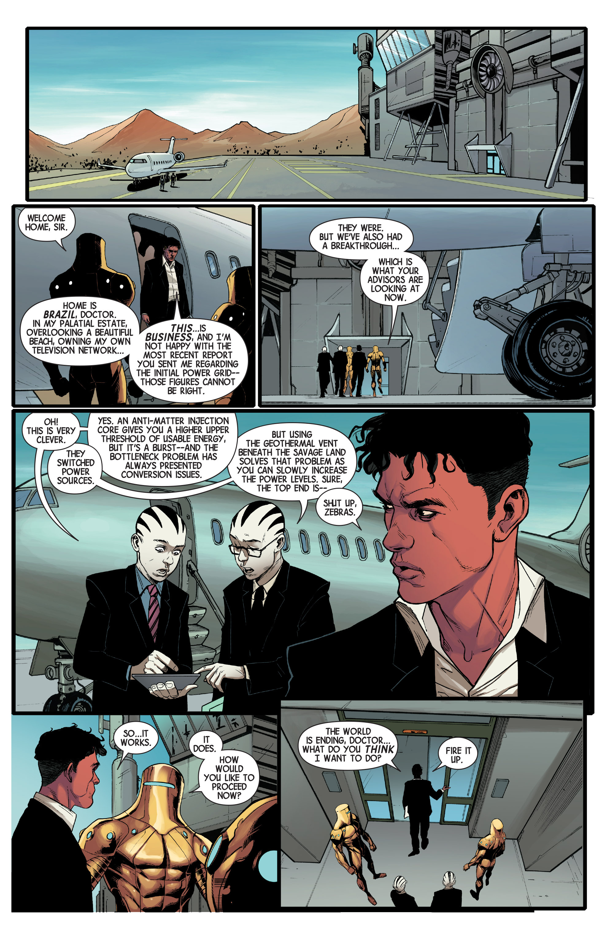 Read online Avengers (2013) comic -  Issue #36 - 10