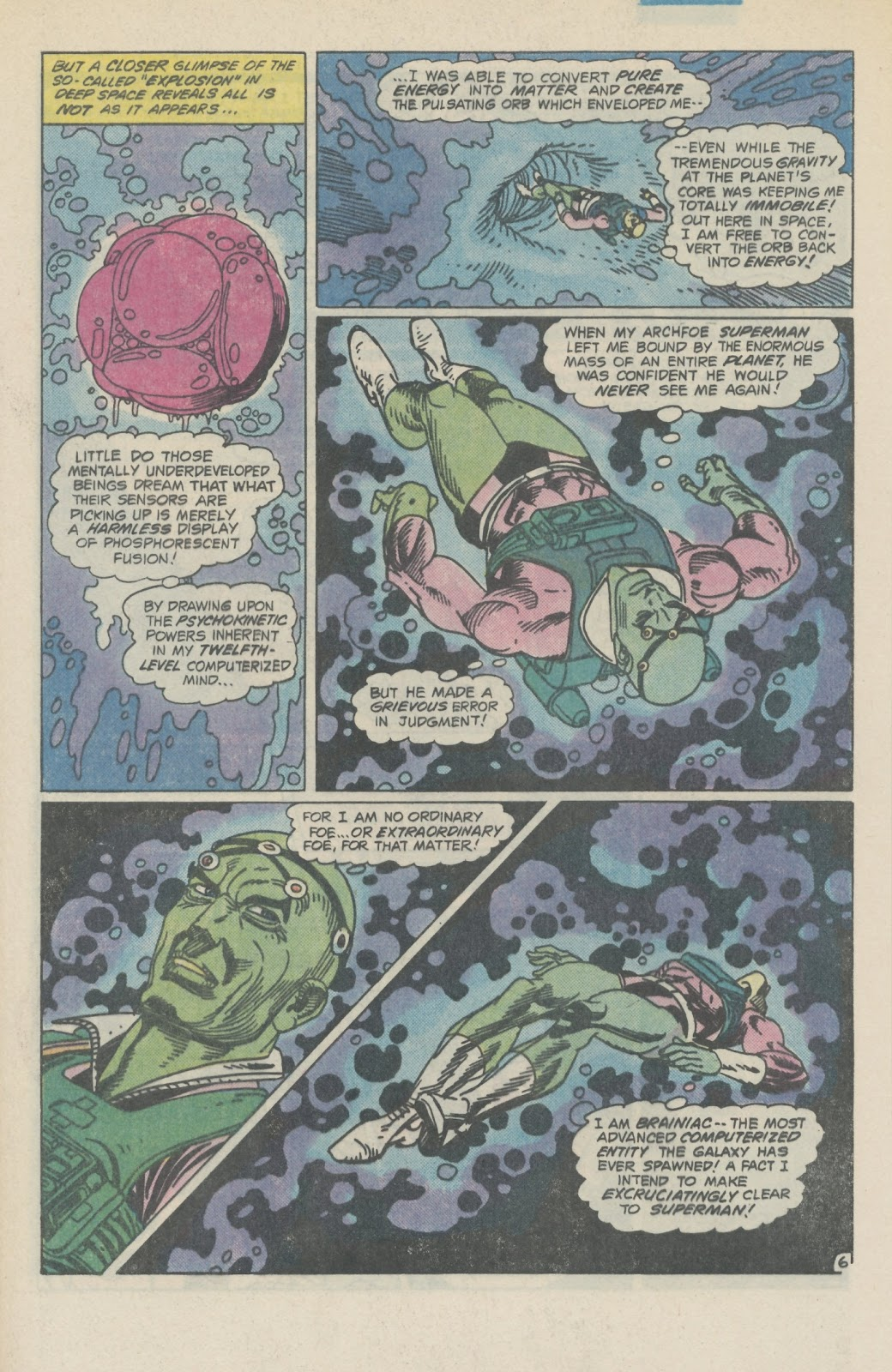 Read online Superman Special (1983) comic -  Issue #2 - 8