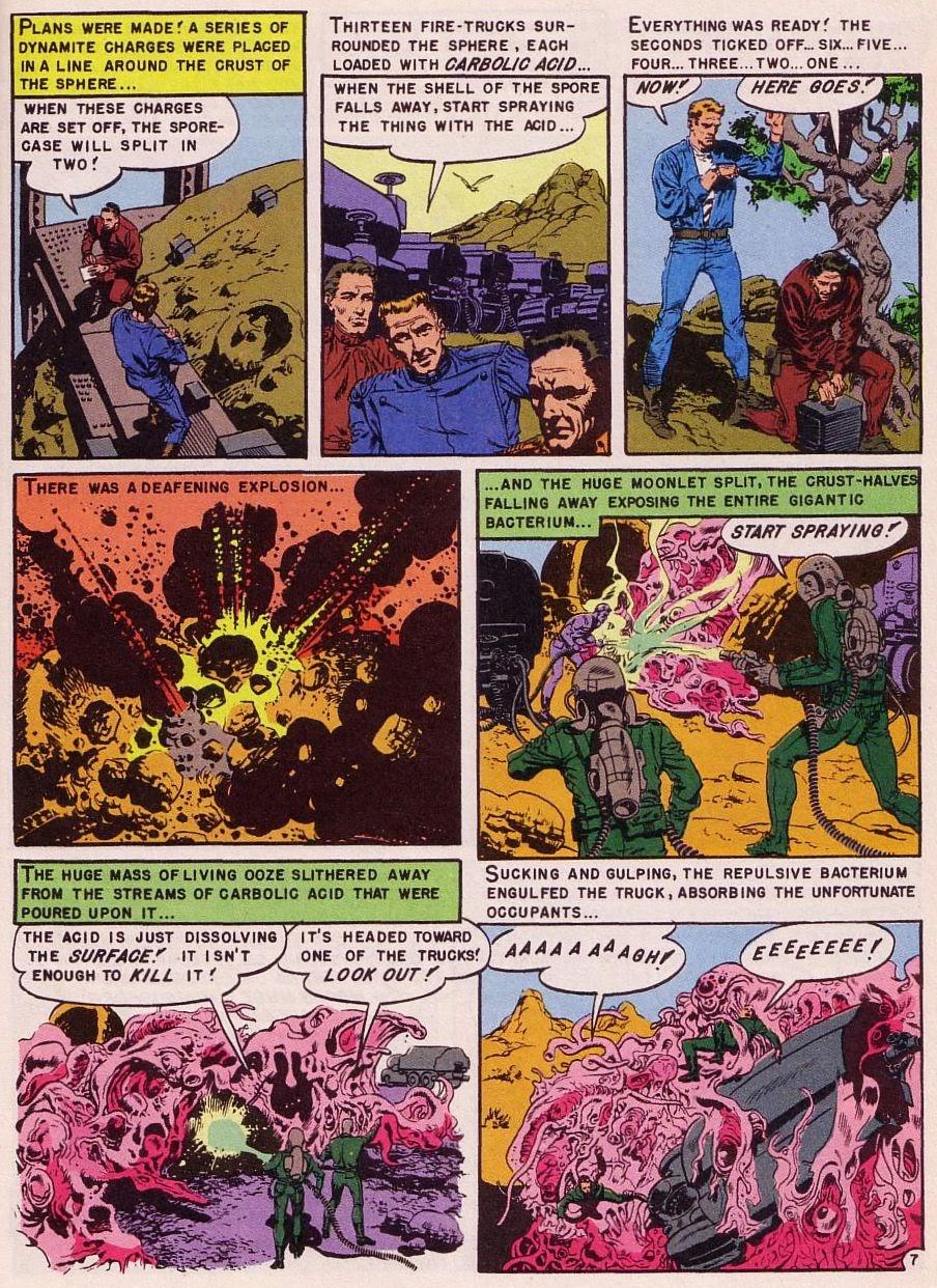 Weird Fantasy (1951) issue 10 - Page 9