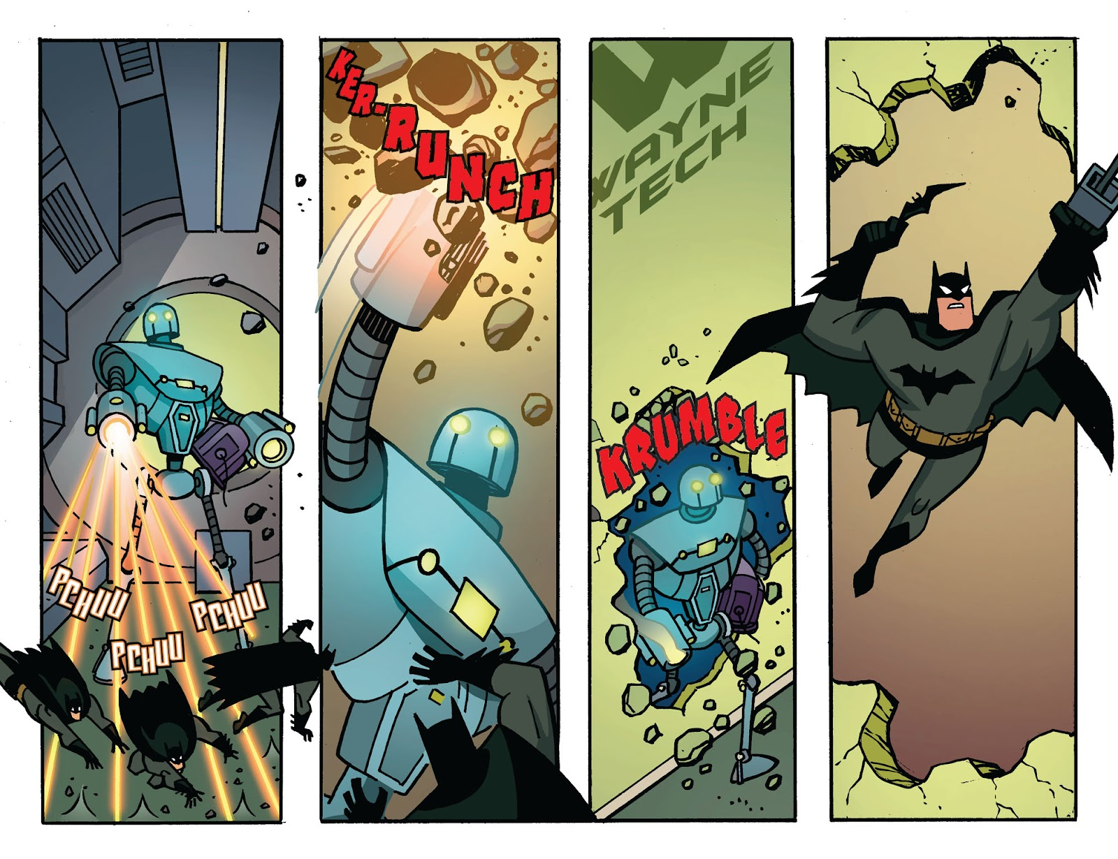 Batman: The Adventures Continue issue 1 - Page 12