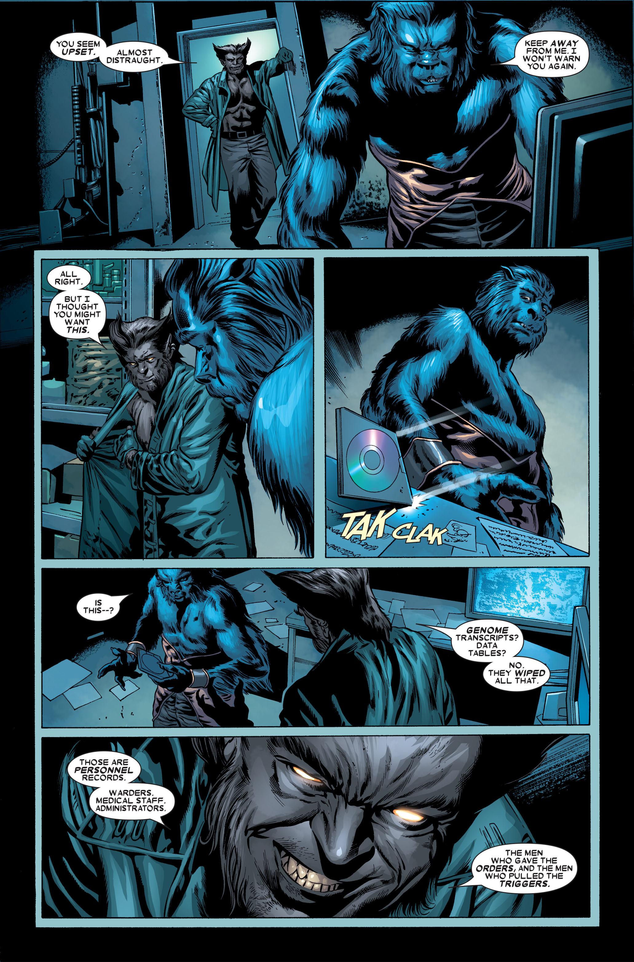 Read online Uncanny X-Men (1963) comic -  Issue #489 - 30