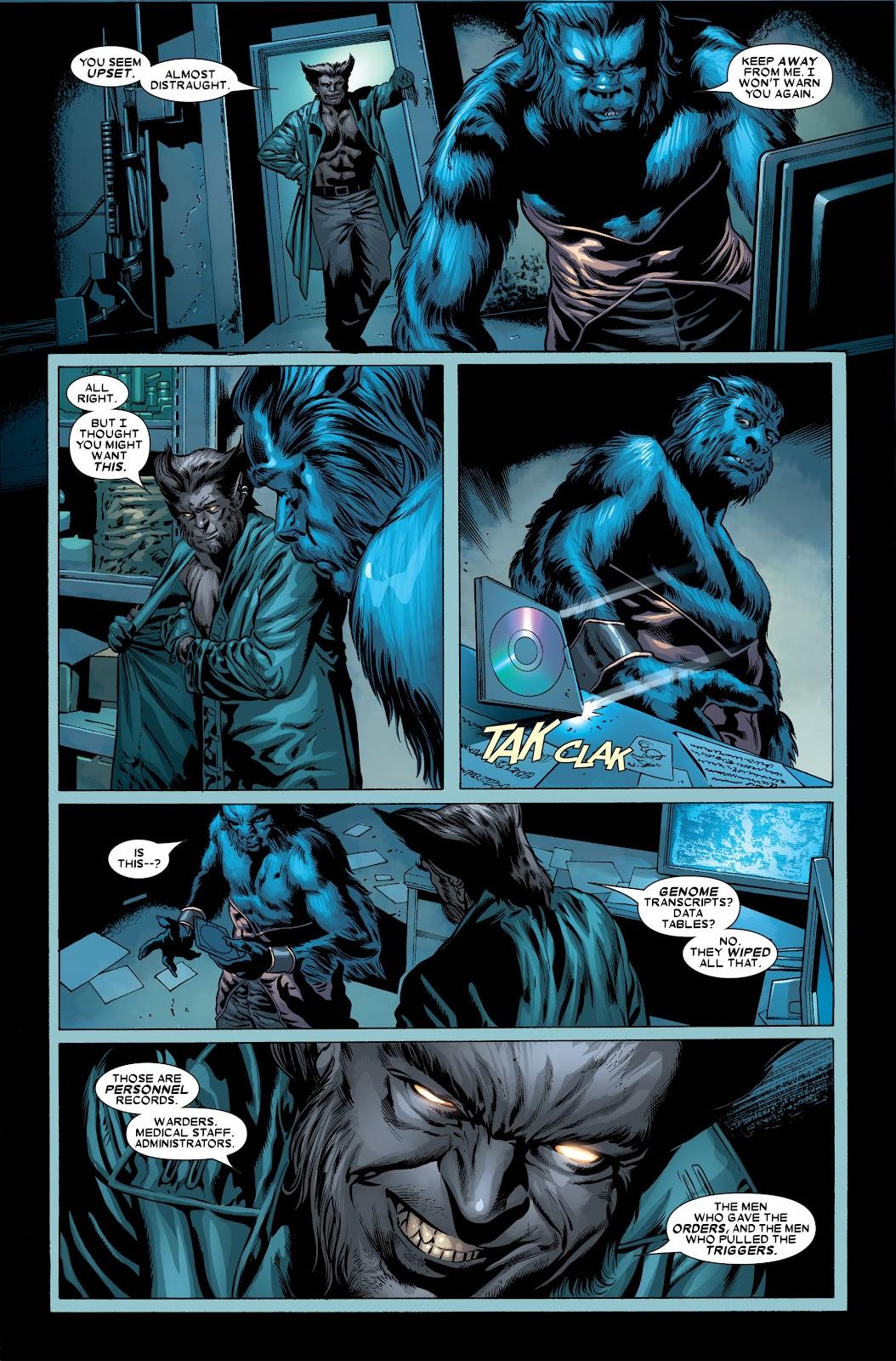 Uncanny X-Men (1963) issue 489 - Page 30