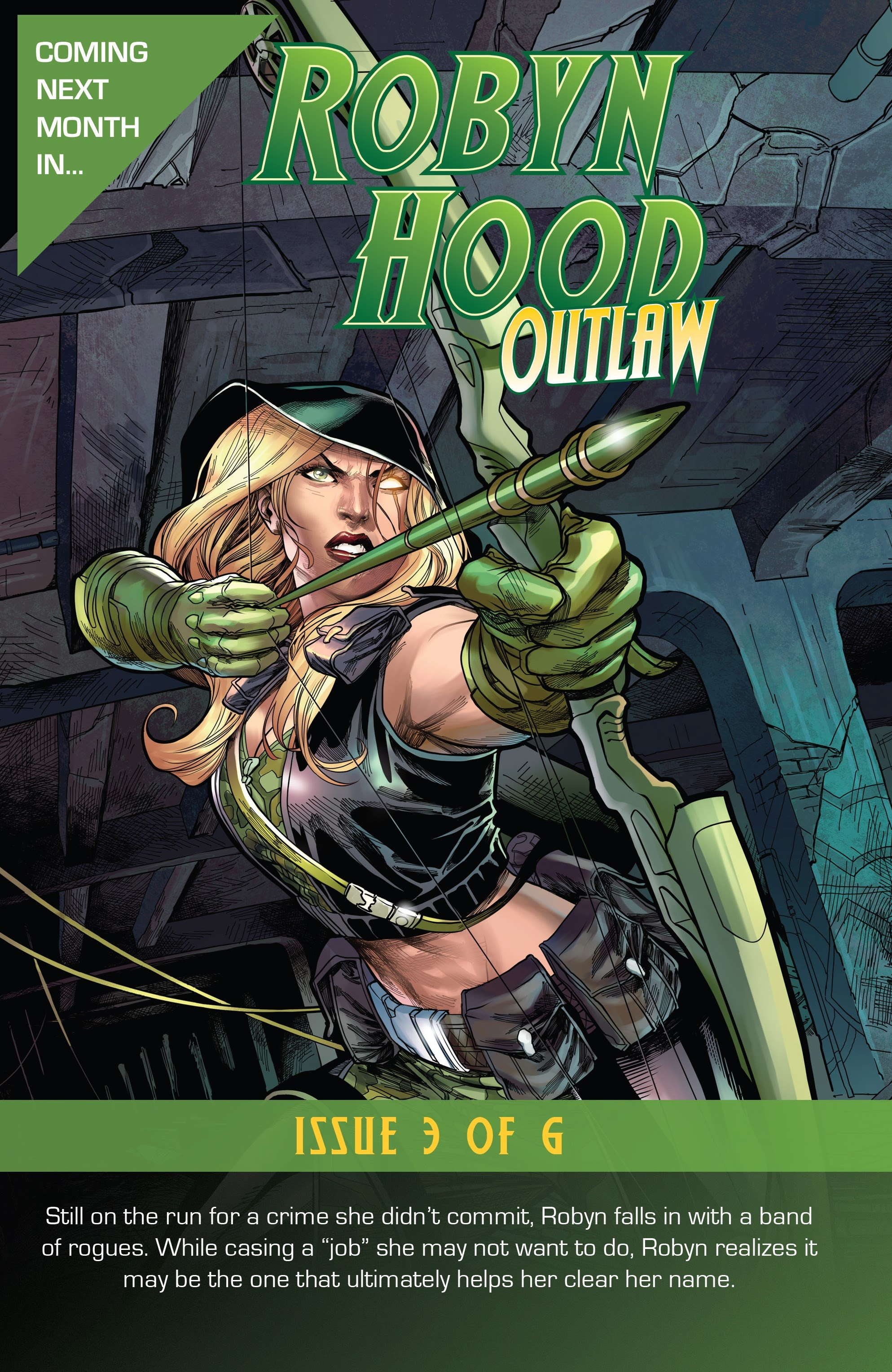 Robyn Hood: Outlaw Issue # 2 - ReadComic.Org