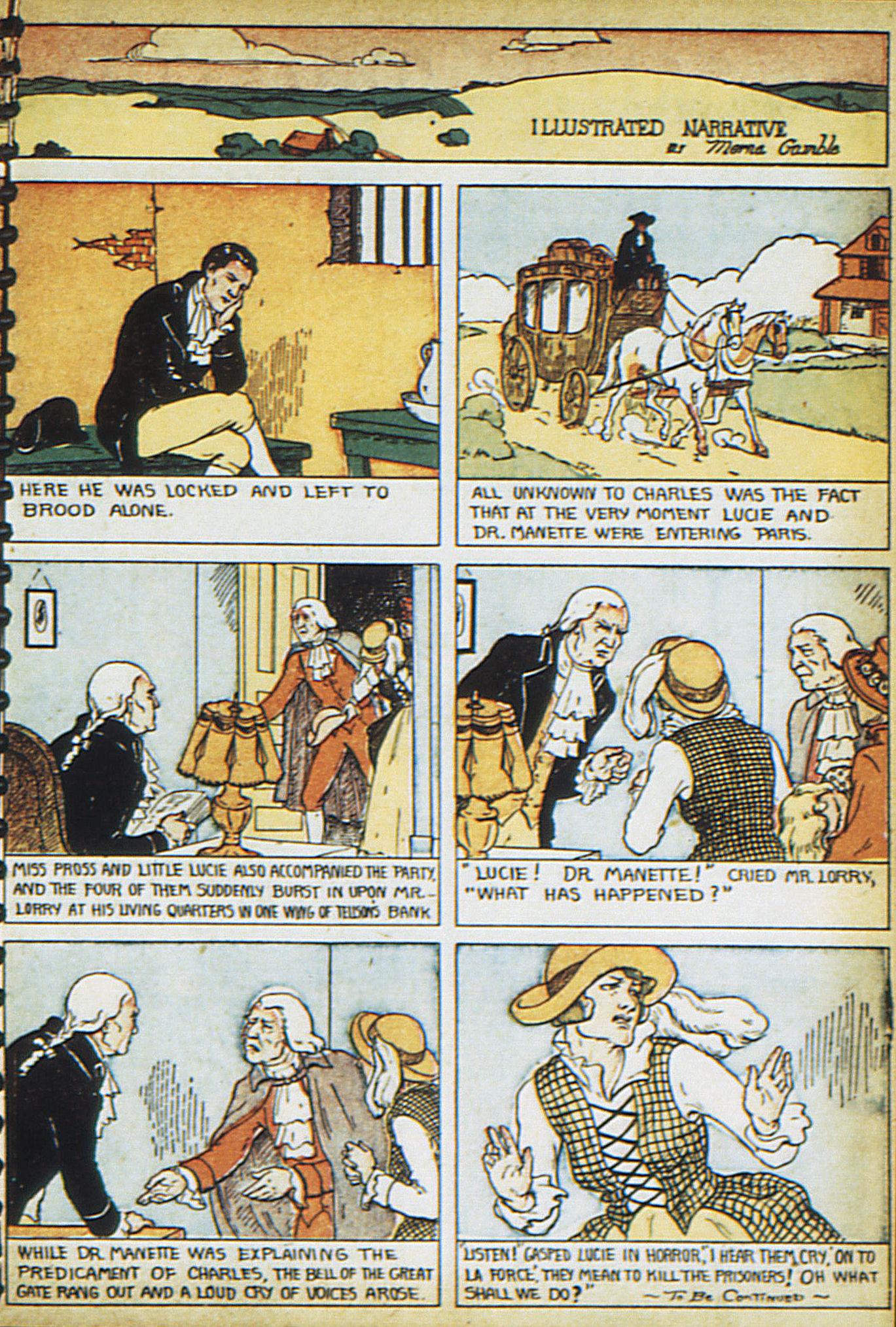 Read online Adventure Comics (1938) comic -  Issue #17 - 44