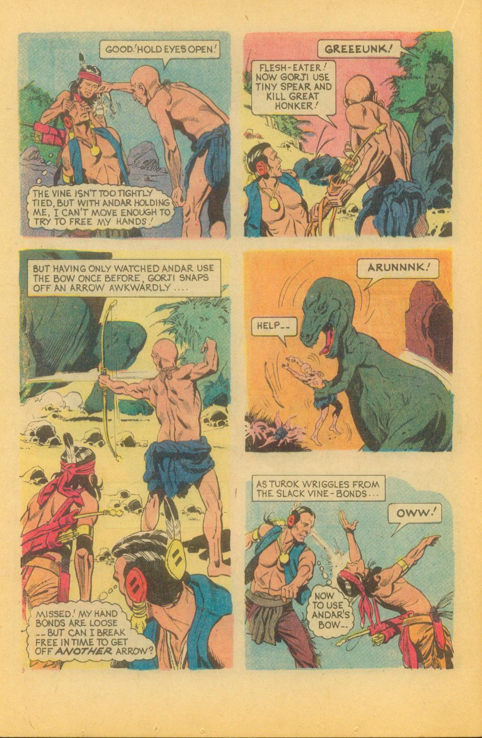 Read online Turok, Son of Stone comic -  Issue #89 - 16