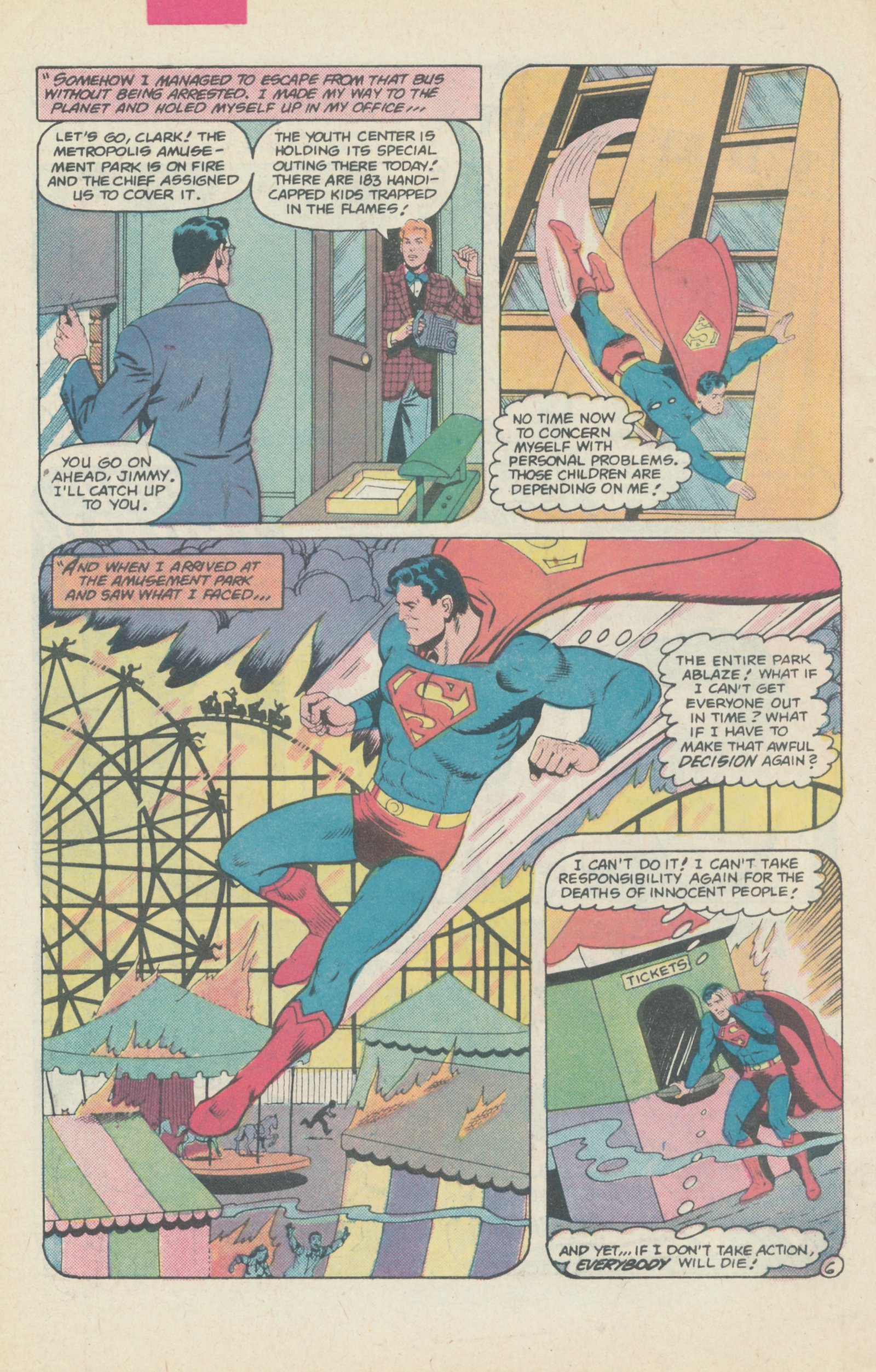 Read online Action Comics (1938) comic -  Issue #580 - 10