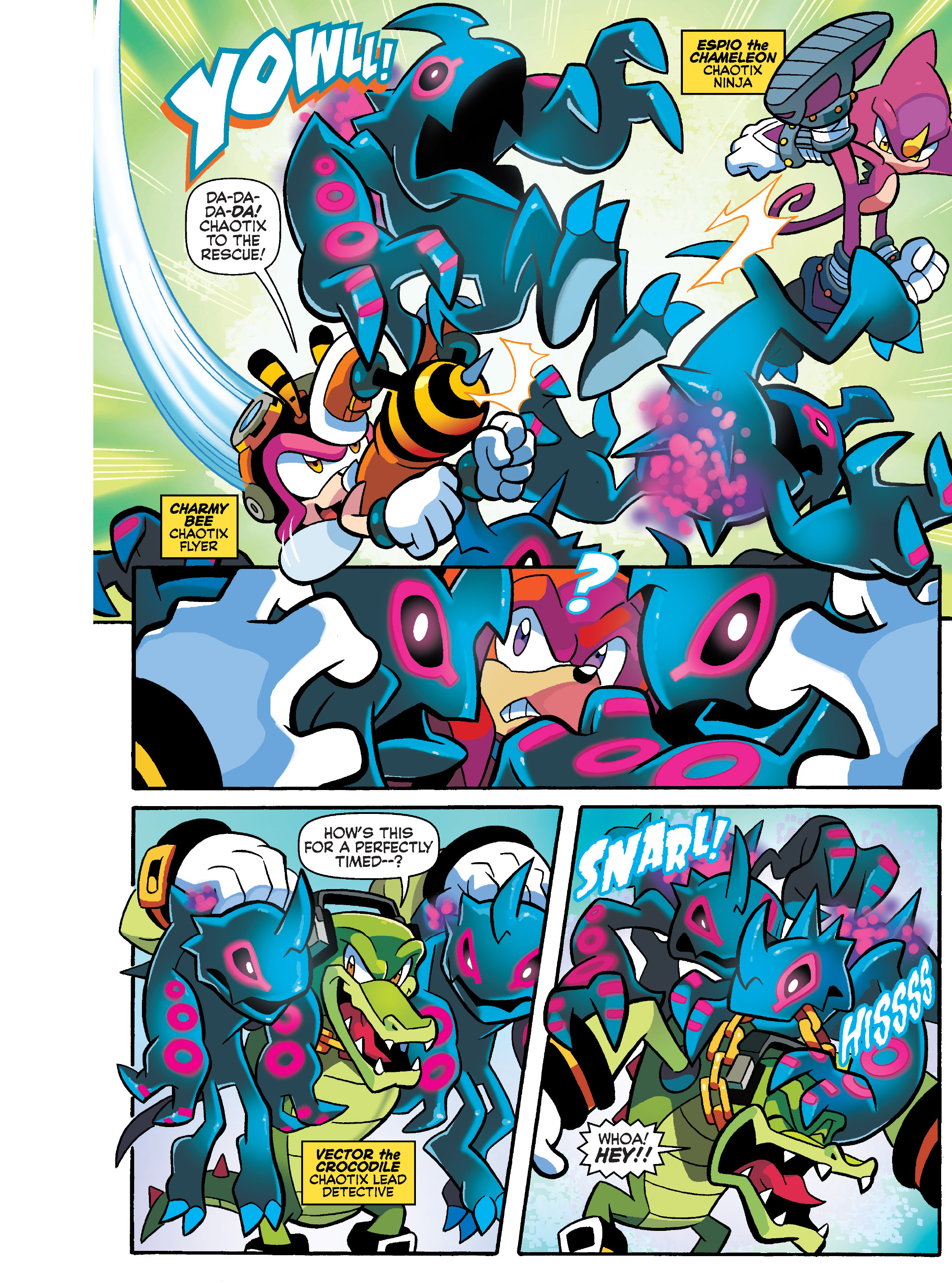 Read online Sonic Super Digest comic -  Issue #10 - 30