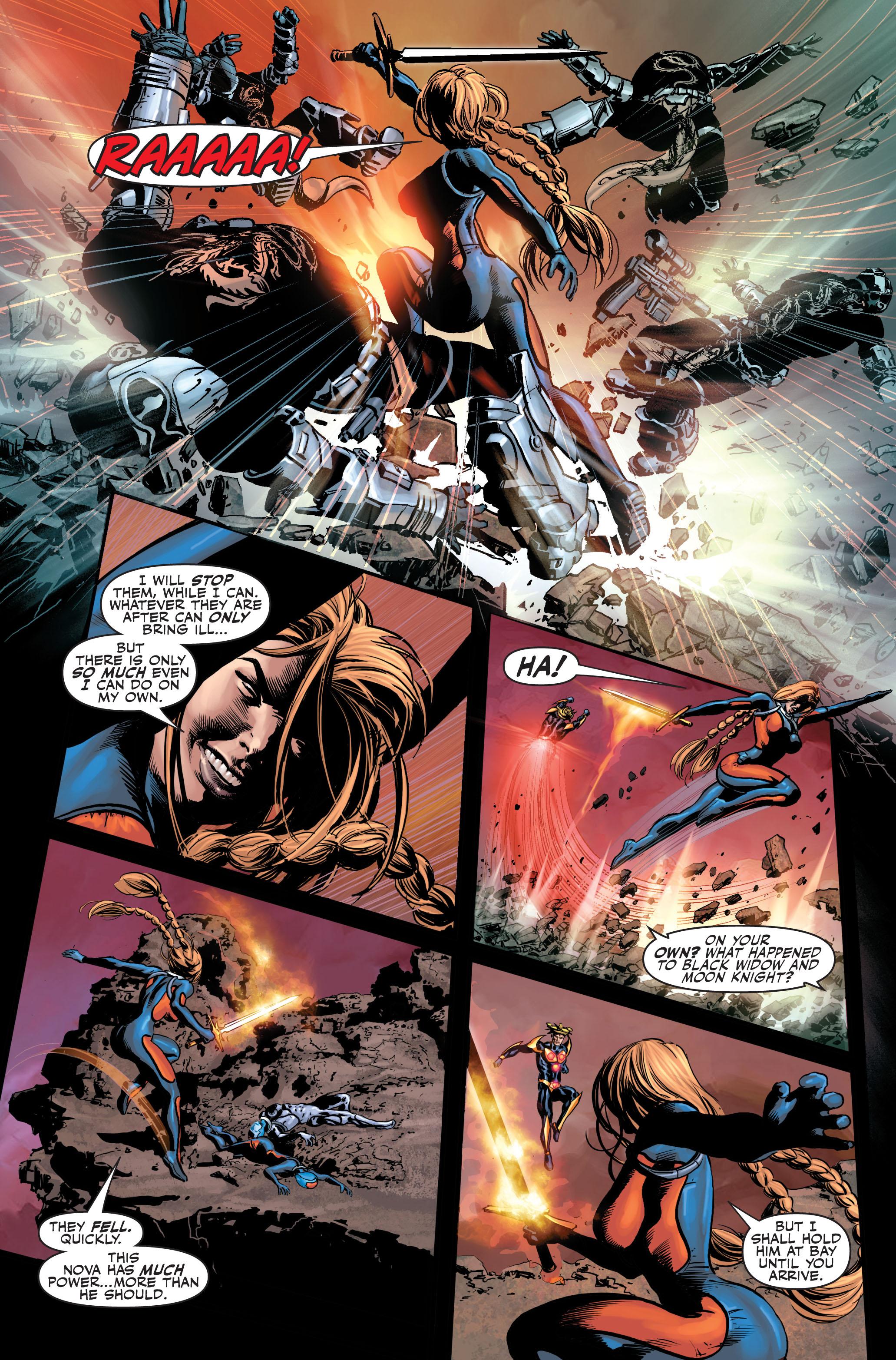 Read online Secret Avengers (2010) comic -  Issue #3 - 9
