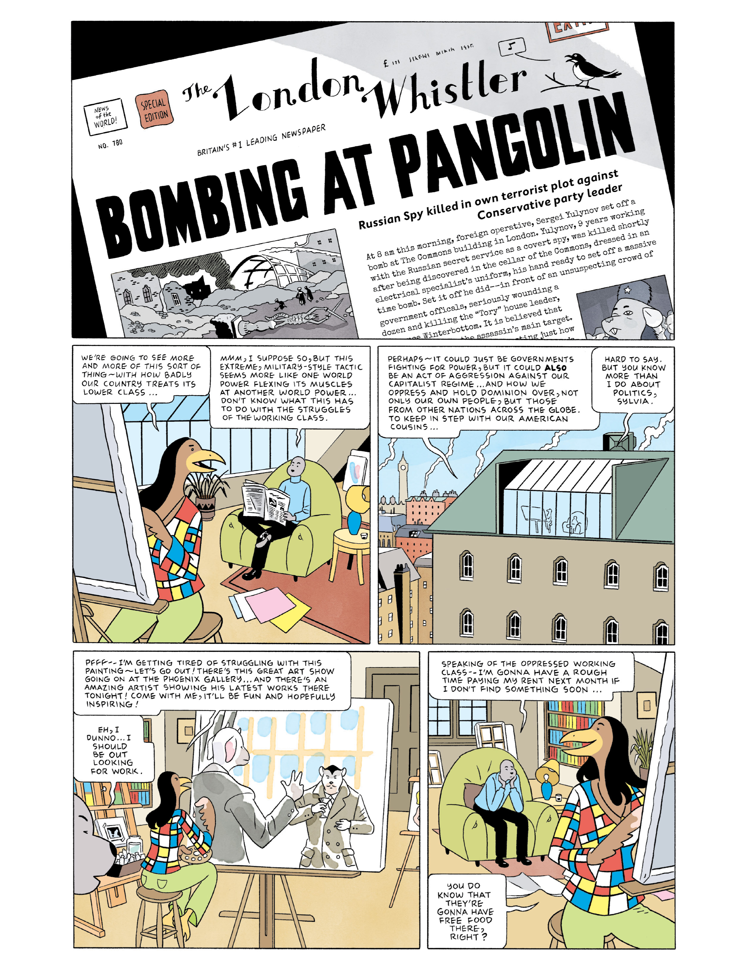 Read online Image comic -  Issue #14 - 19