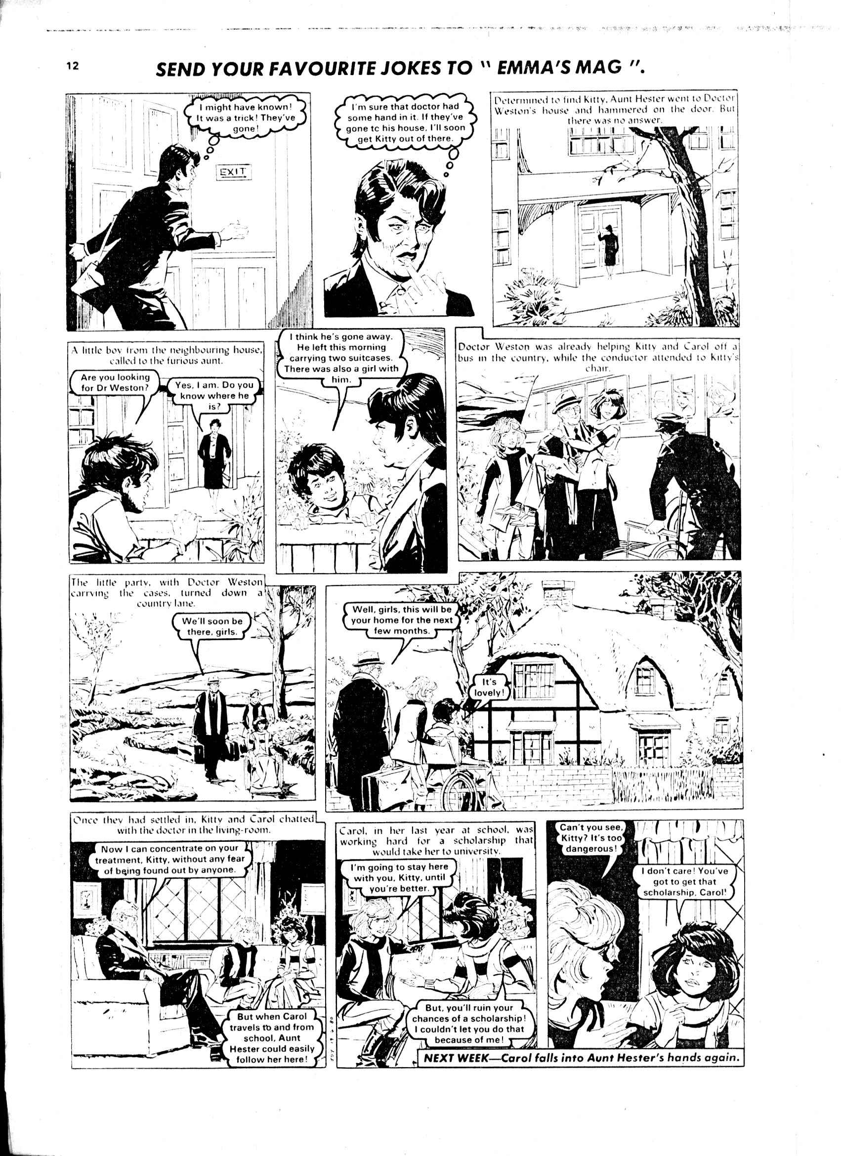 Read online Judy comic -  Issue #58 - 12