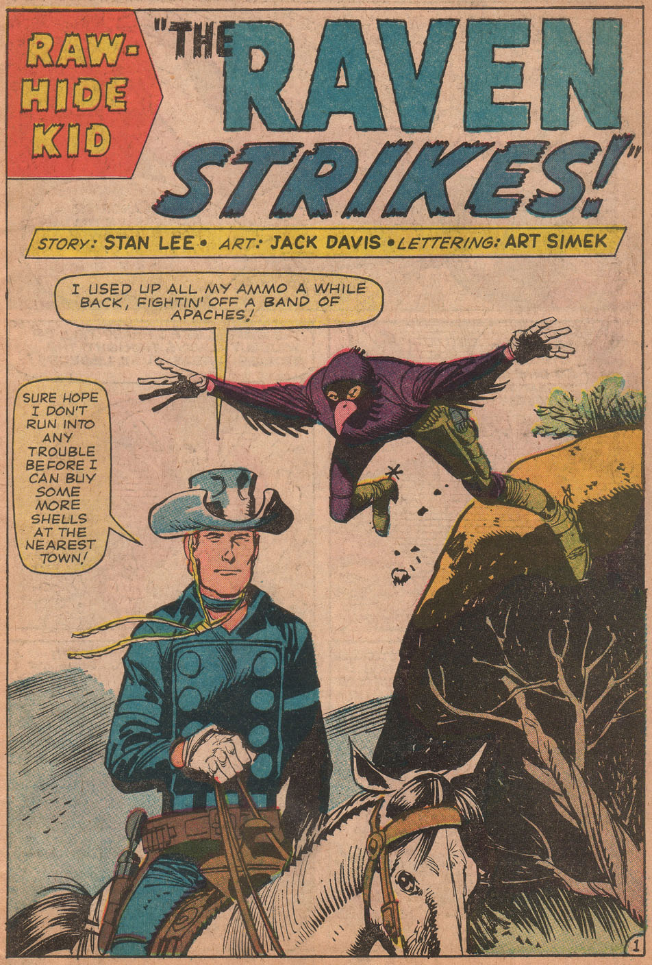 The Rawhide Kid (1955) issue 35 - Page 3