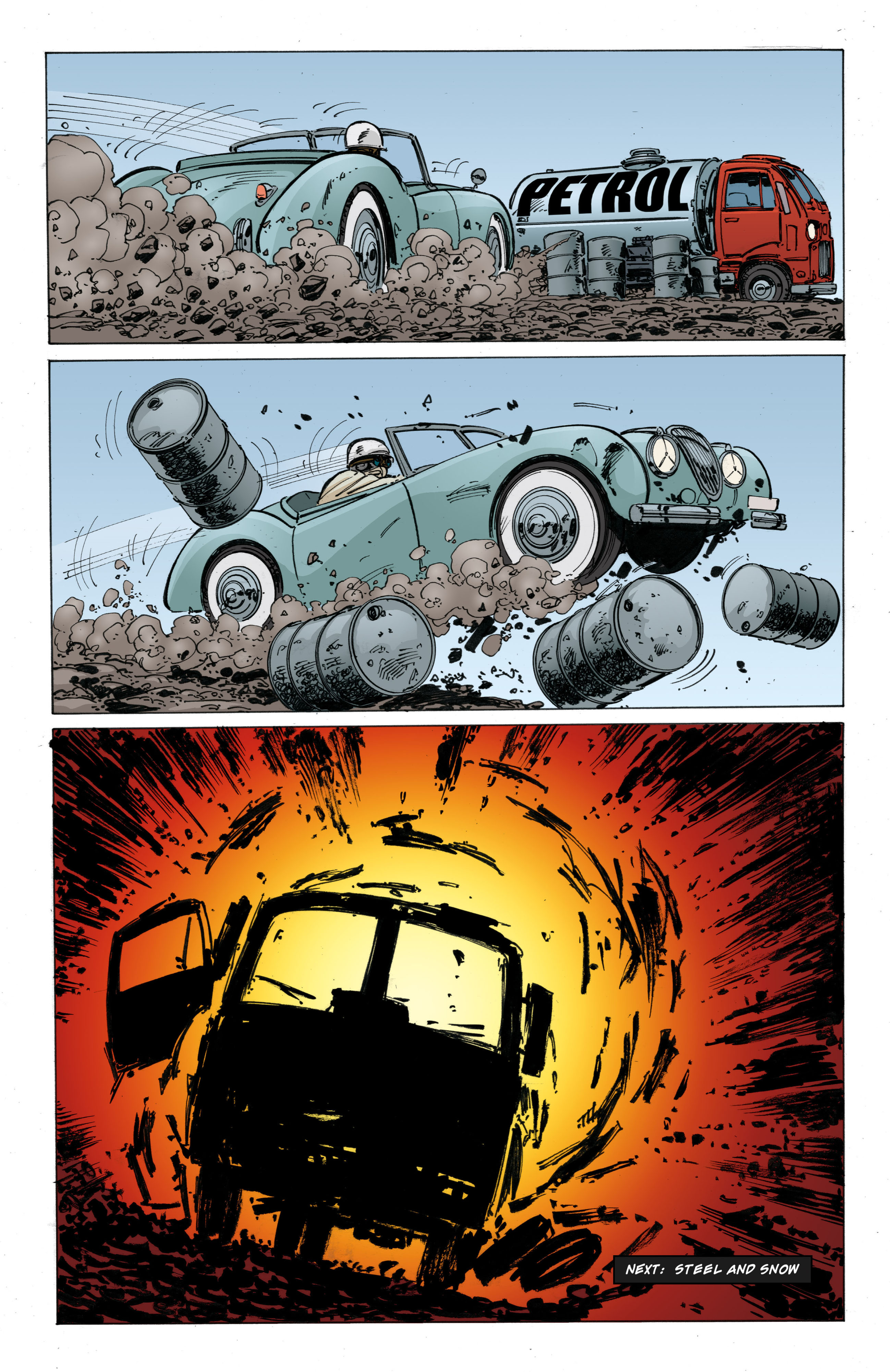 Read online Cold War comic -  Issue # TPB - 55