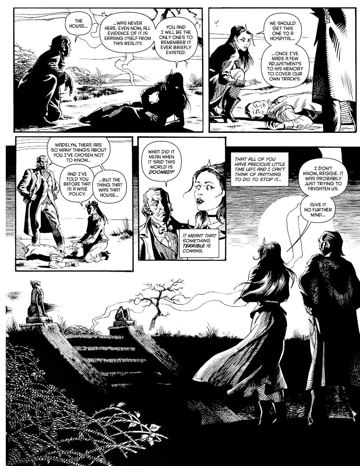 Judge Dredd Megazine (Vol. 5) issue 427 - Page 108