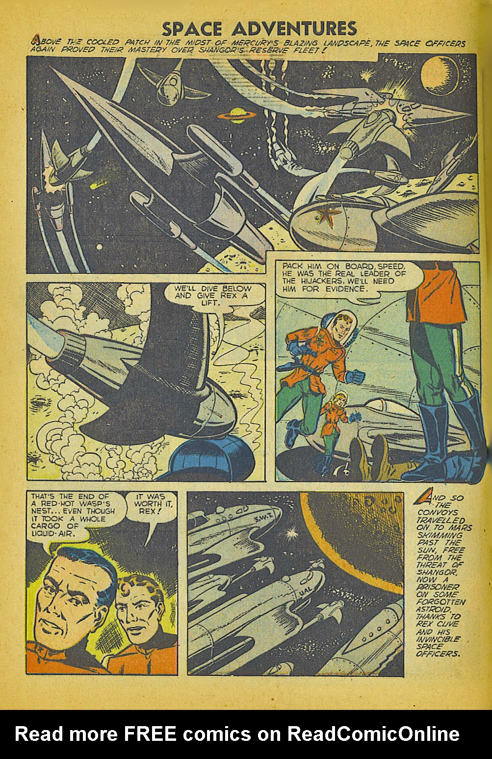 Space Adventures (1952) issue 3 - Page 25