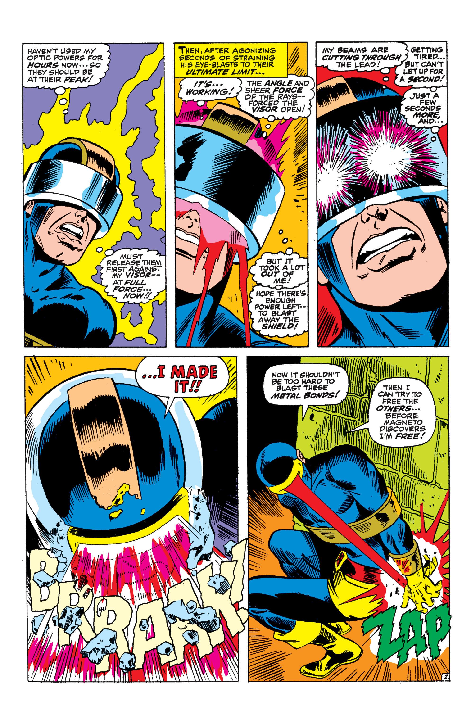 Uncanny X-Men (1963) 45 Page 2