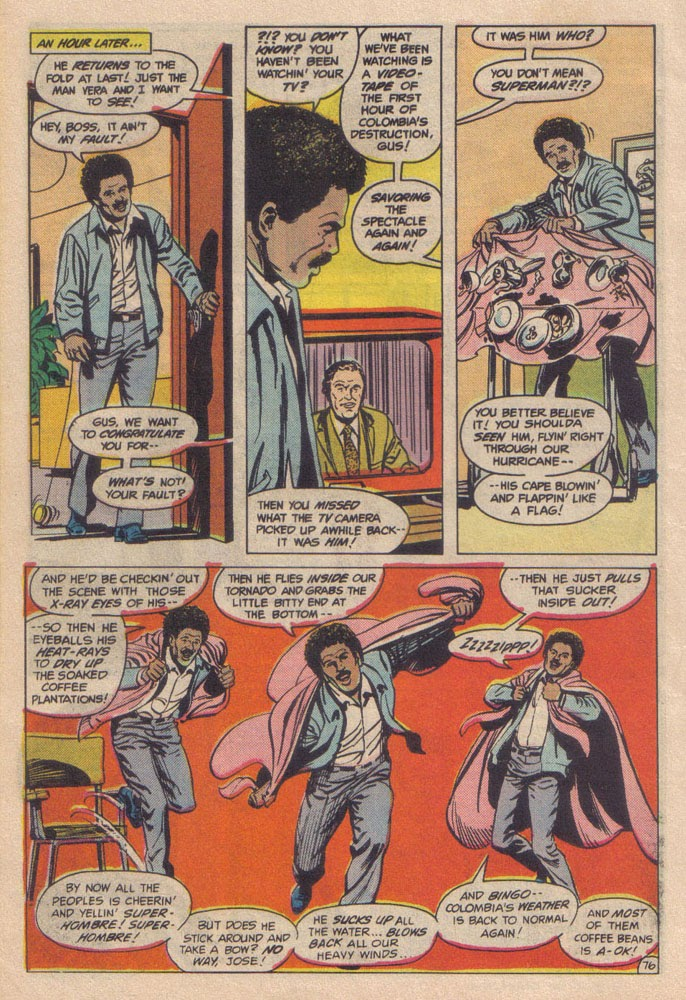 Read online Superman III comic -  Issue # Full - 28
