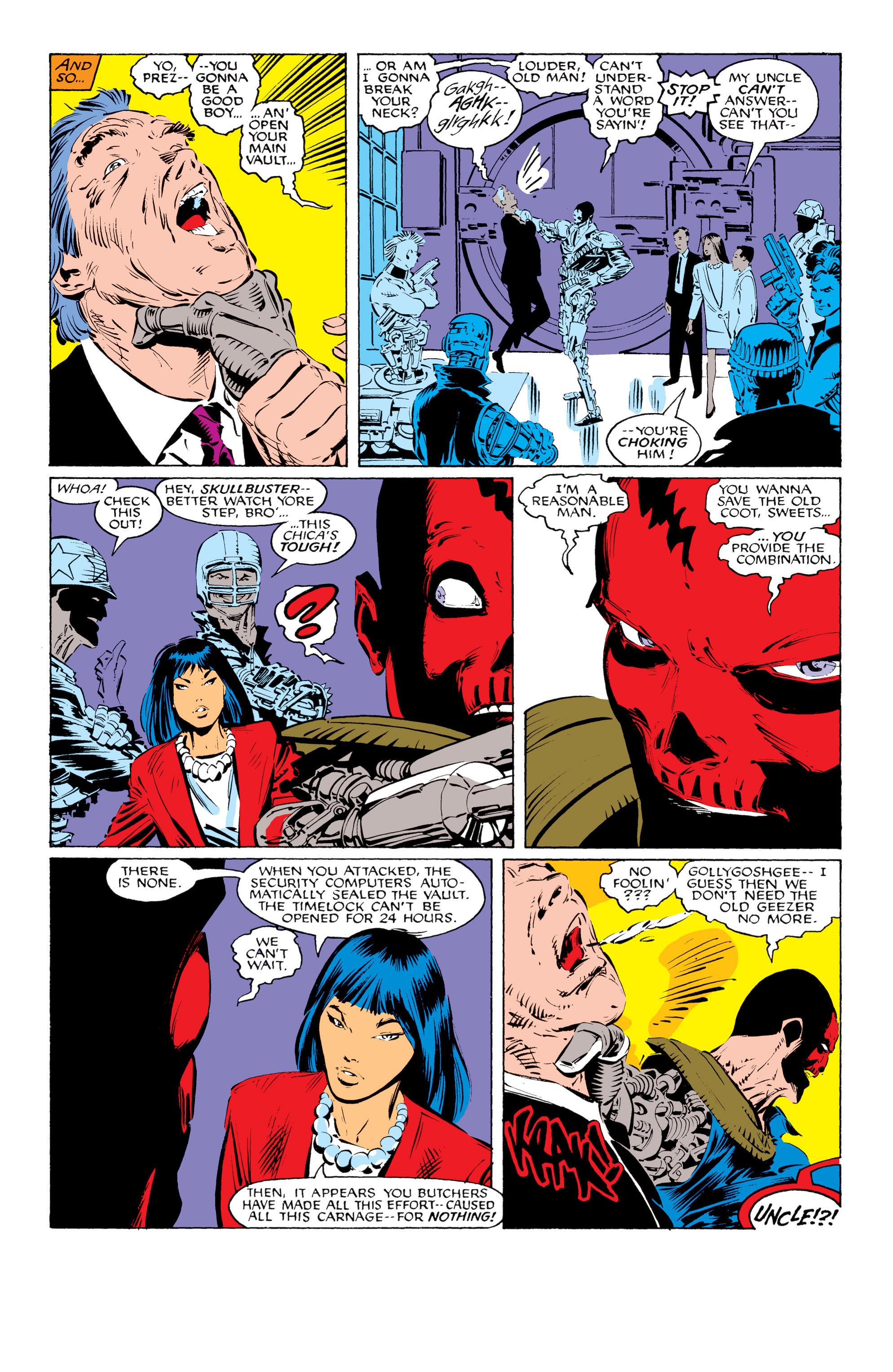 Read online Uncanny X-Men (1963) comic -  Issue #229 - 4