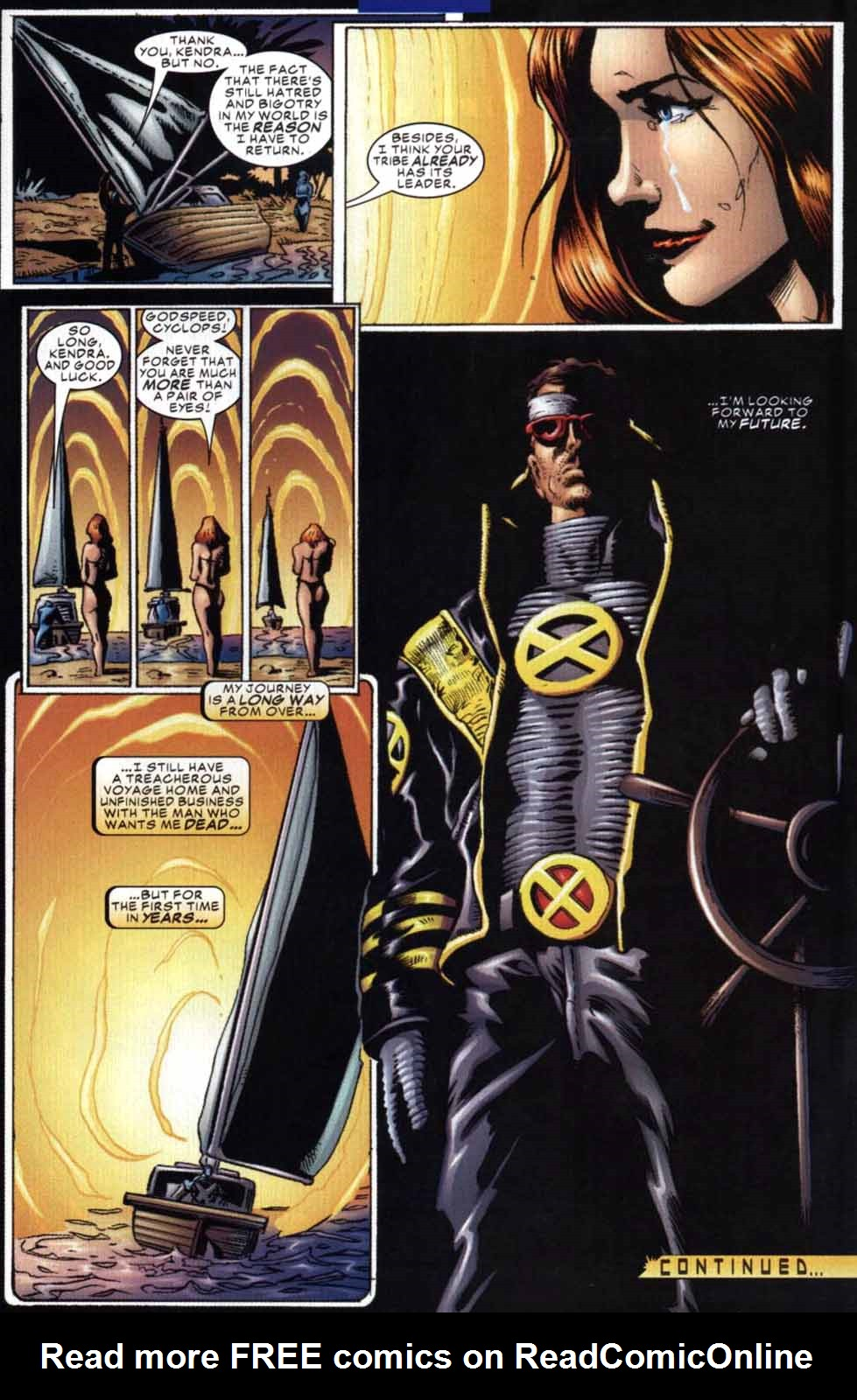 Read online Cyclops (2001) comic -  Issue #3 - 23