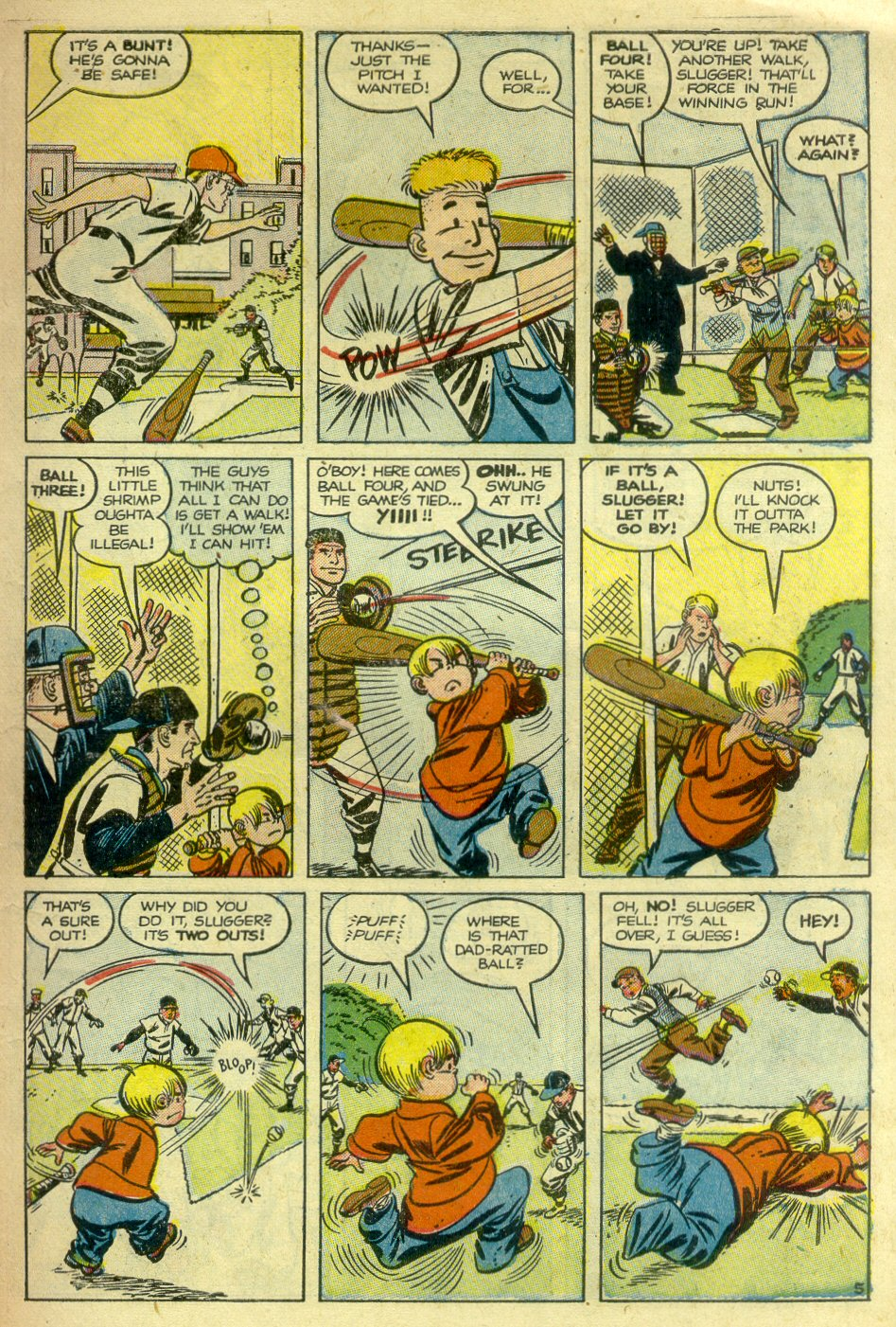 Daredevil (1941) issue 108 - Page 7