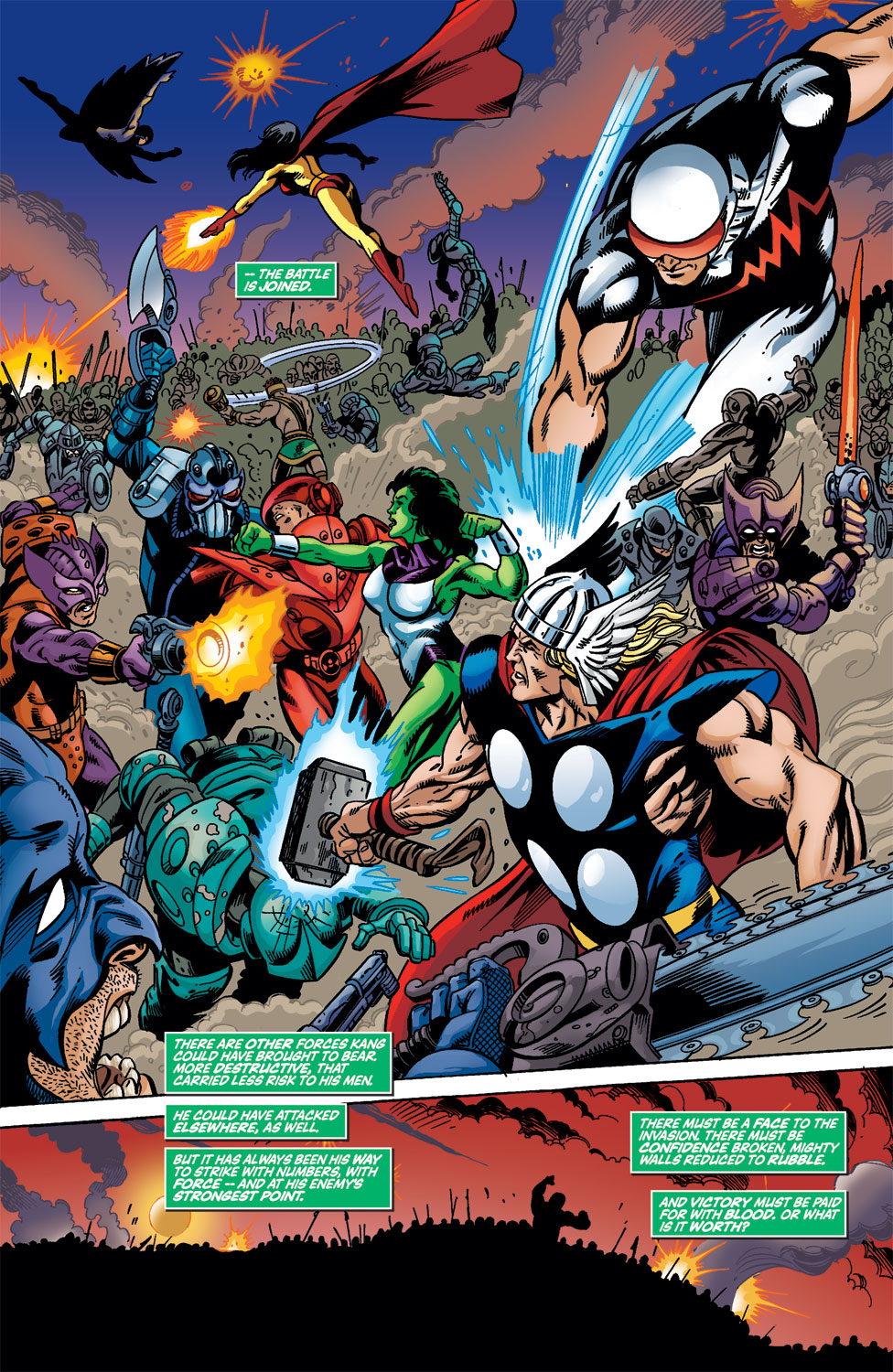 Read online Avengers (1998) comic -  Issue #46 - 4