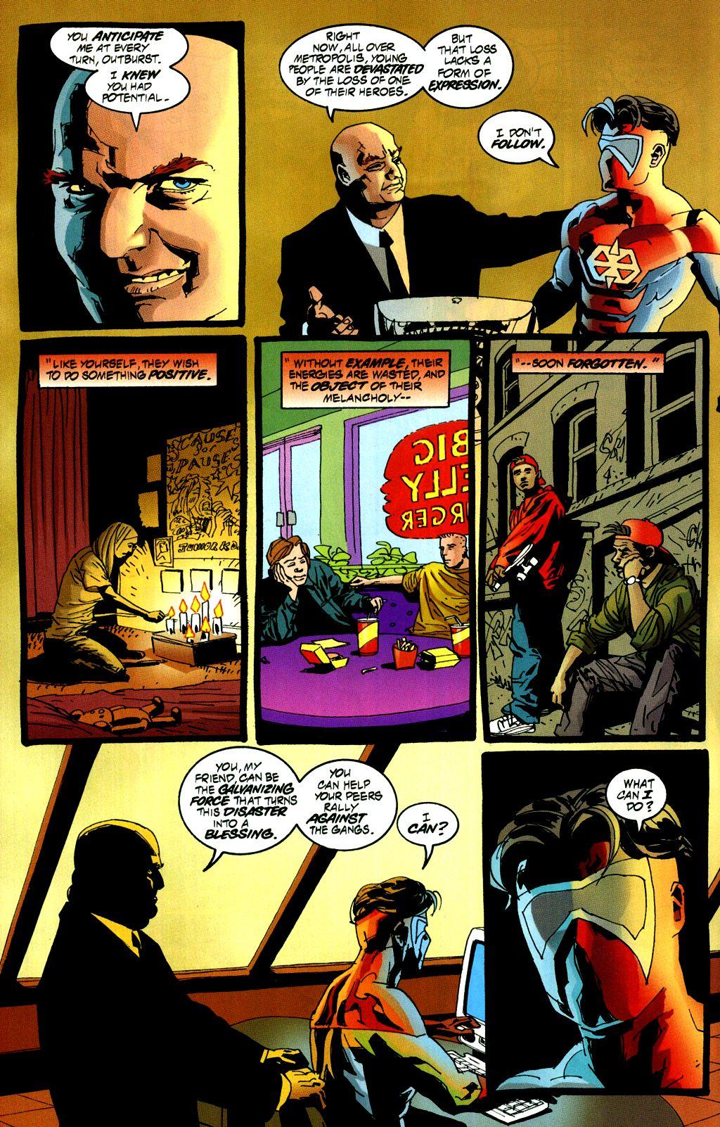 Read online Supermen of America comic -  Issue # Full - 21
