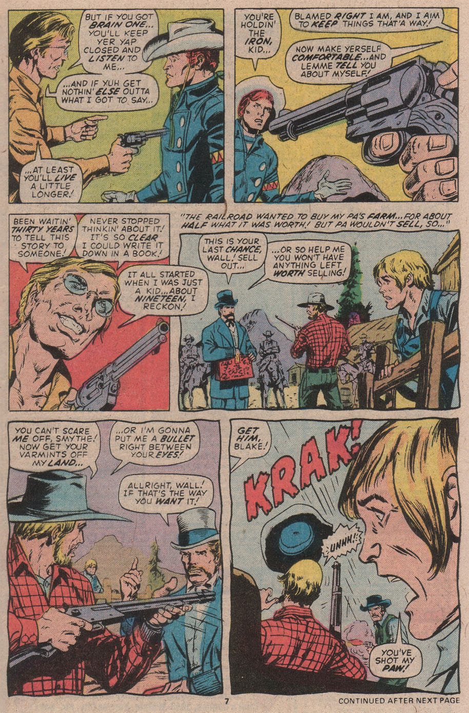 The Rawhide Kid (1955) issue 148 - Page 9